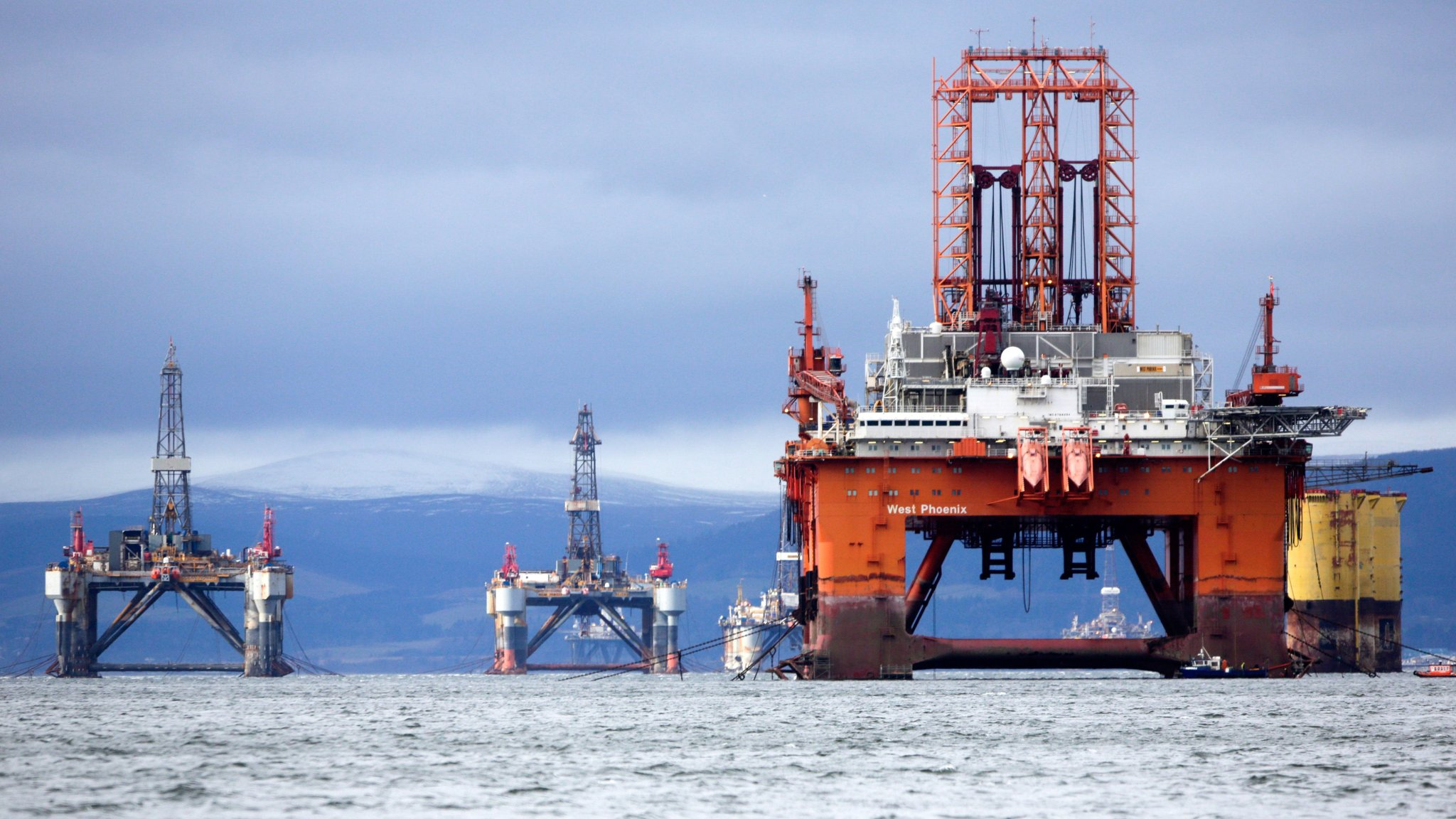 Offshore drilling group Seadrill files for bankruptcy