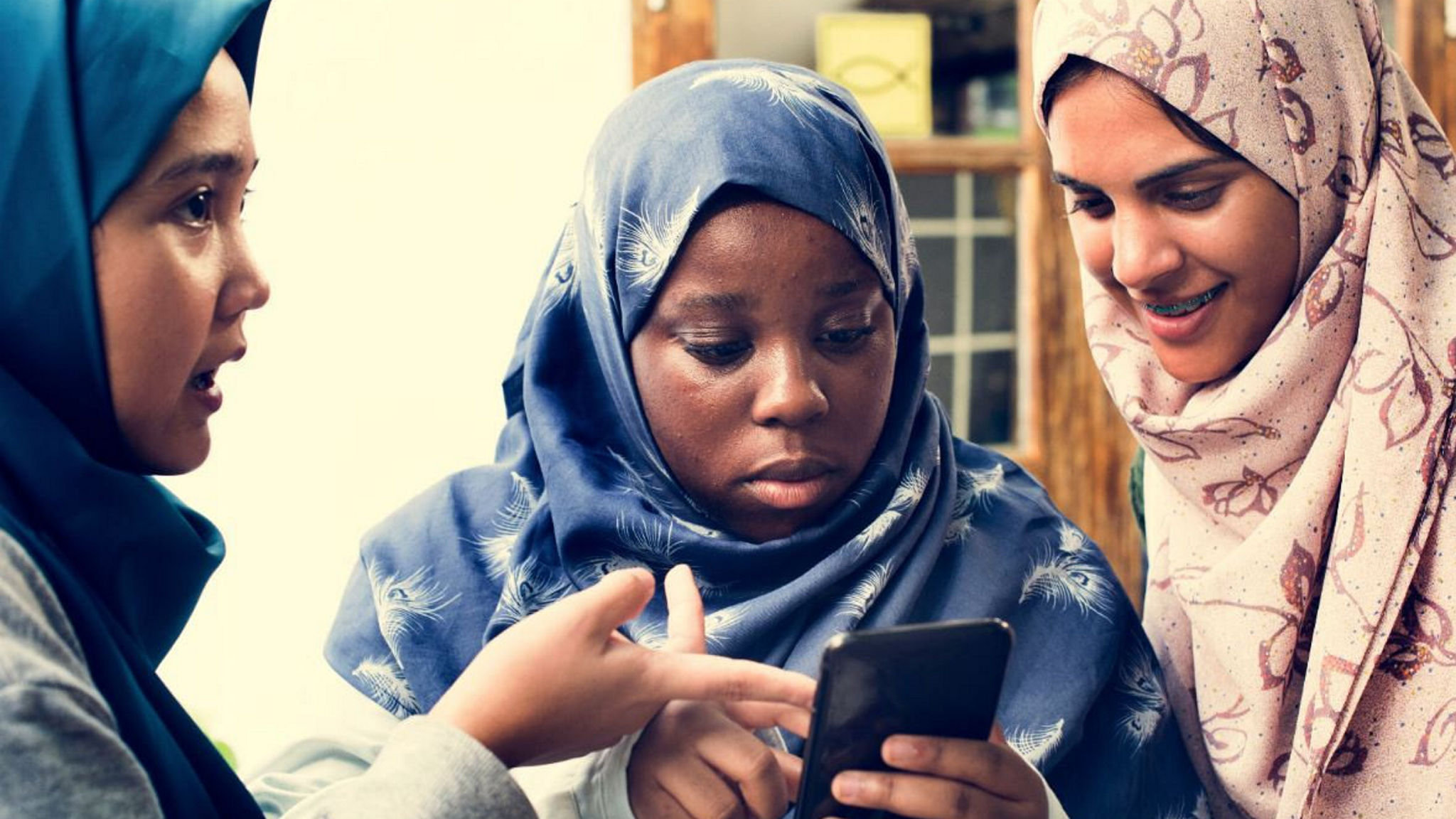 'Femtech' adapted to benefit women and girls in poorer countries
