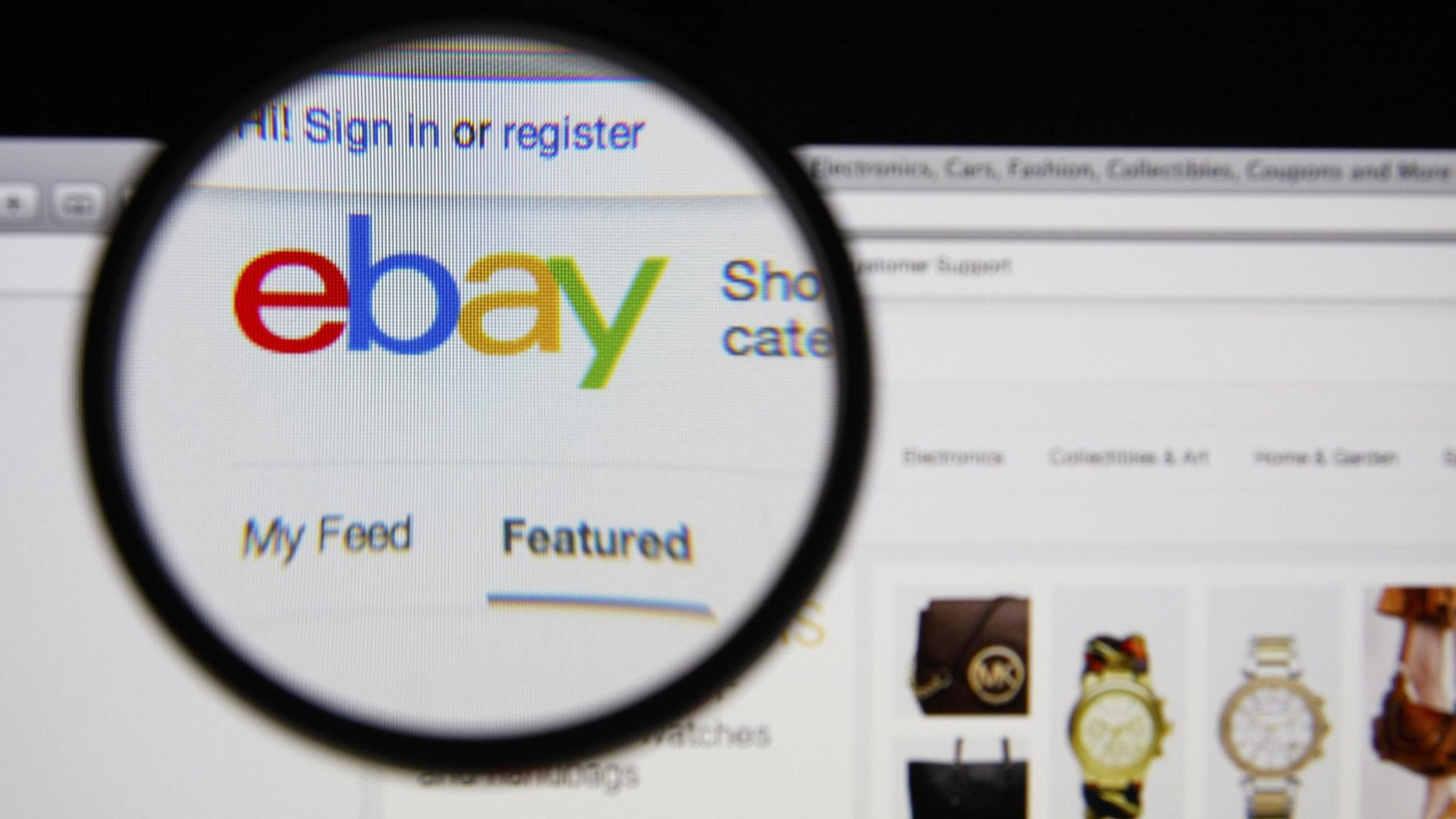 ebay reveals cyber attack on database financial times