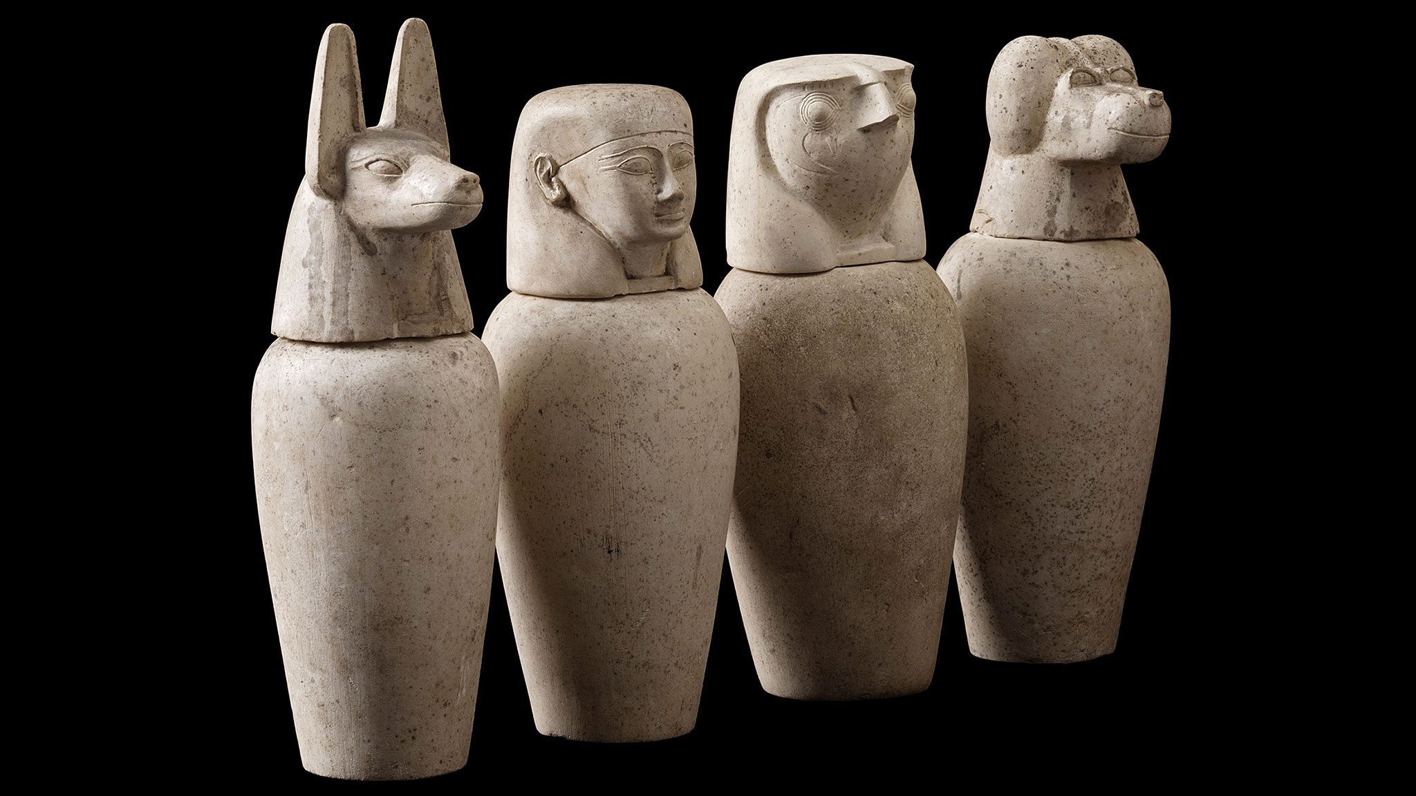 egyptian artefacts at two temple place london