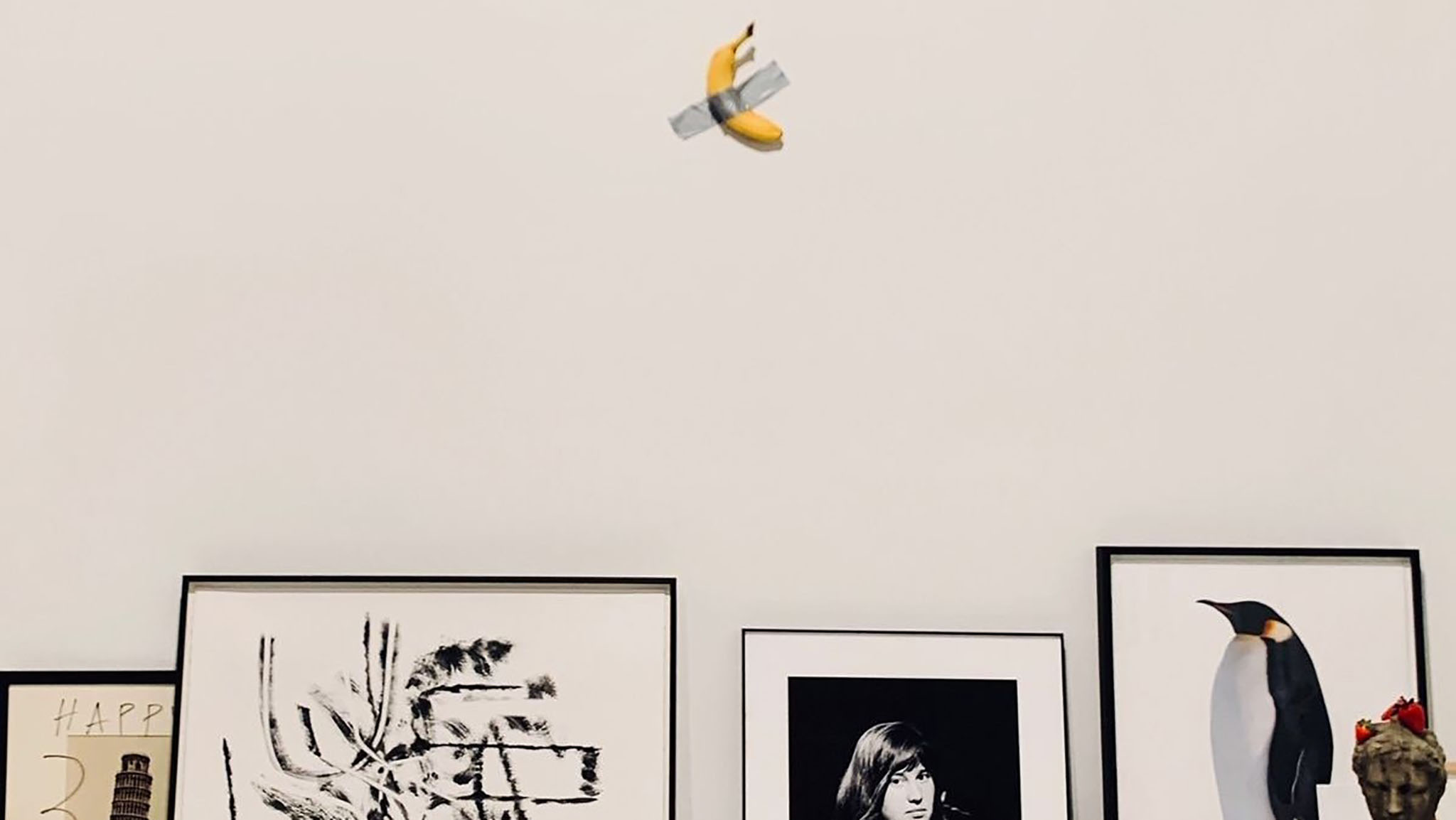 The Art Market — Miami Art Basel goes bananas