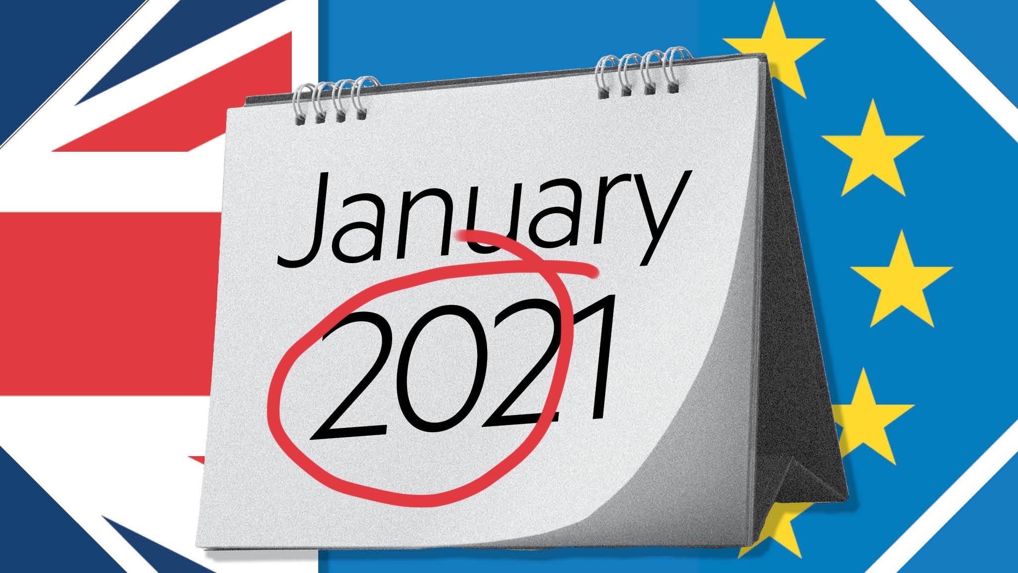 Brussels raises prospect of longer Brexit transition