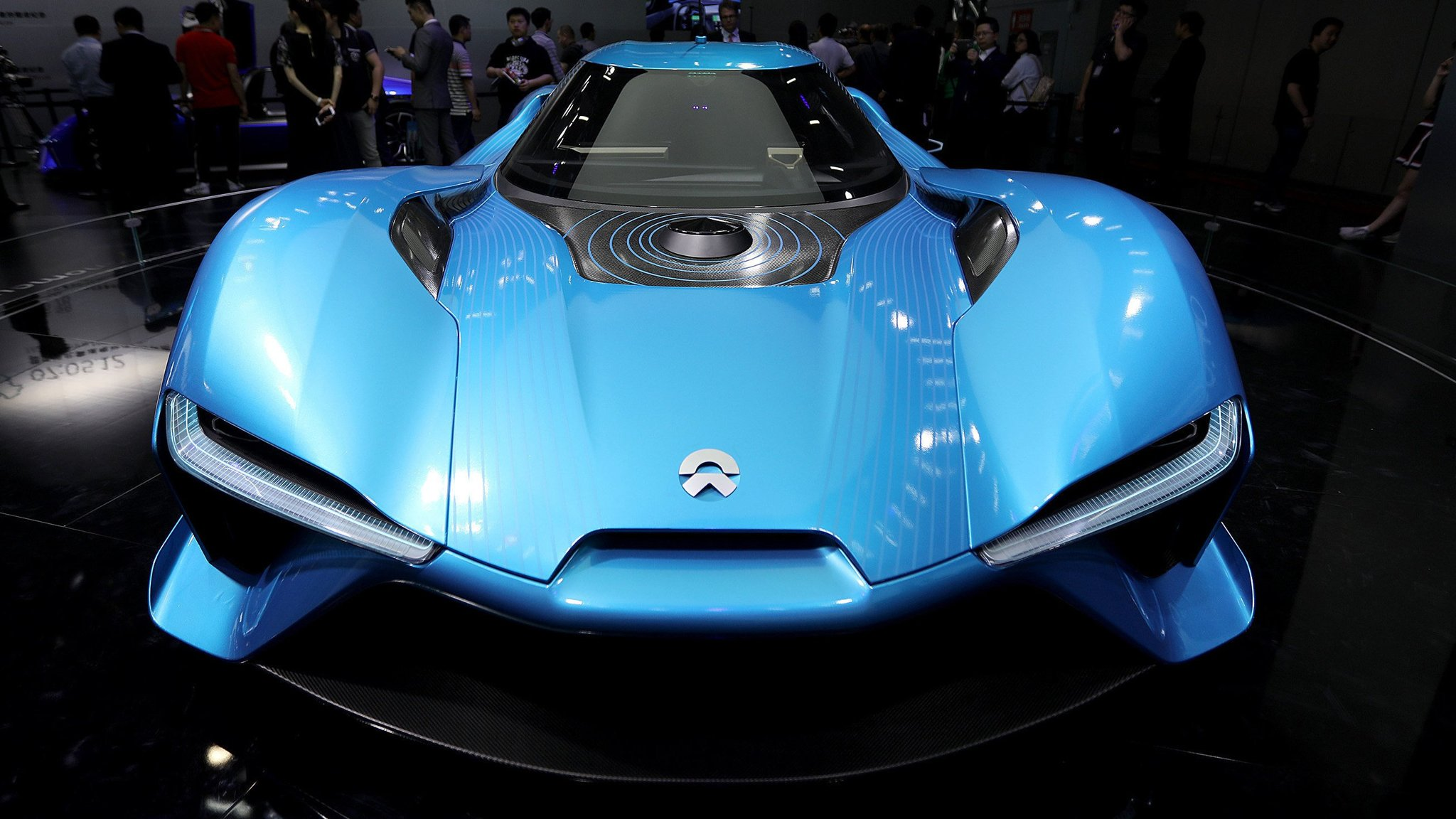 why the future of electric cars lies in china | financial times