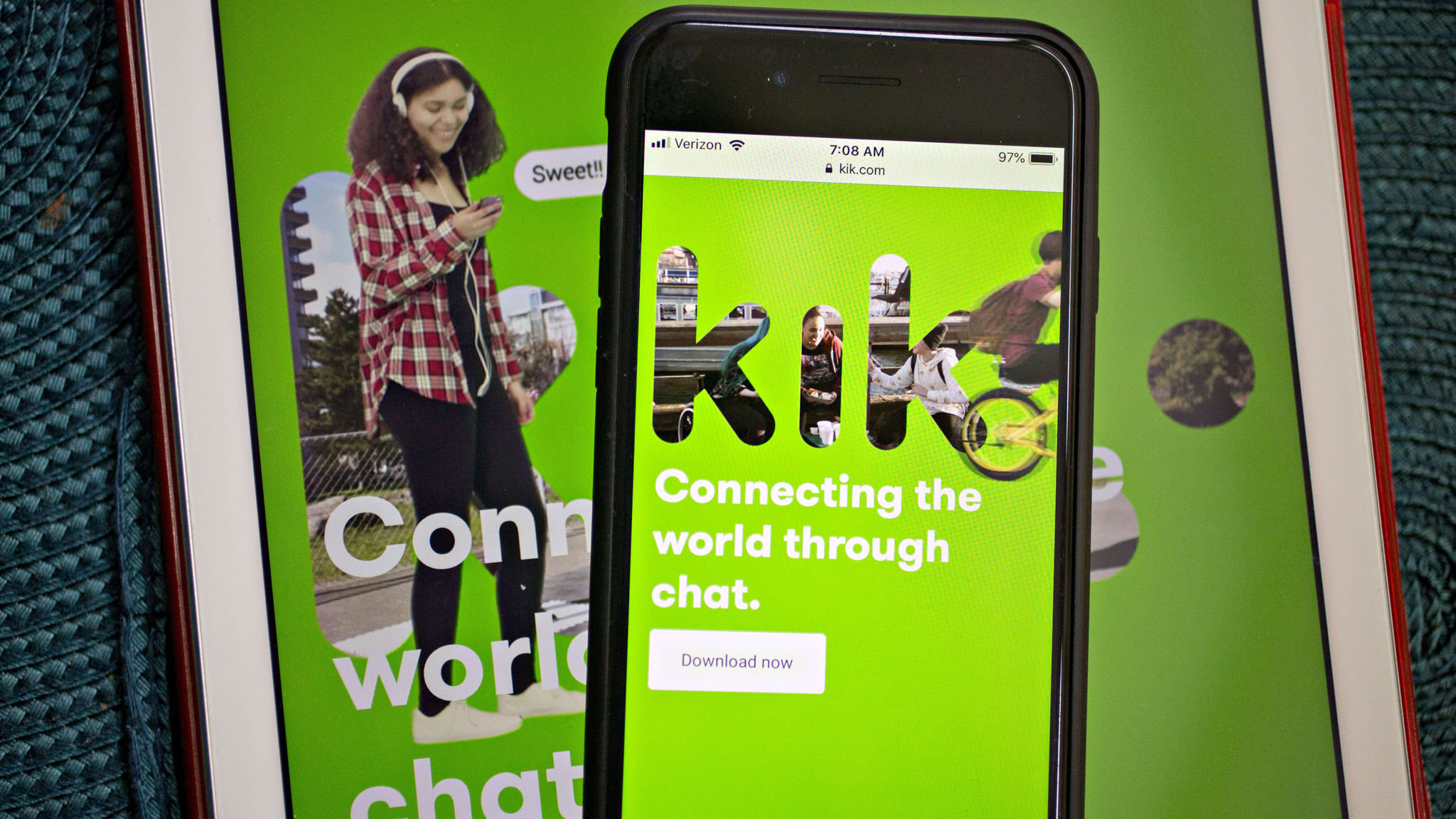 Chat app Kik fights back against SEC's cryptocurrency lawsuit