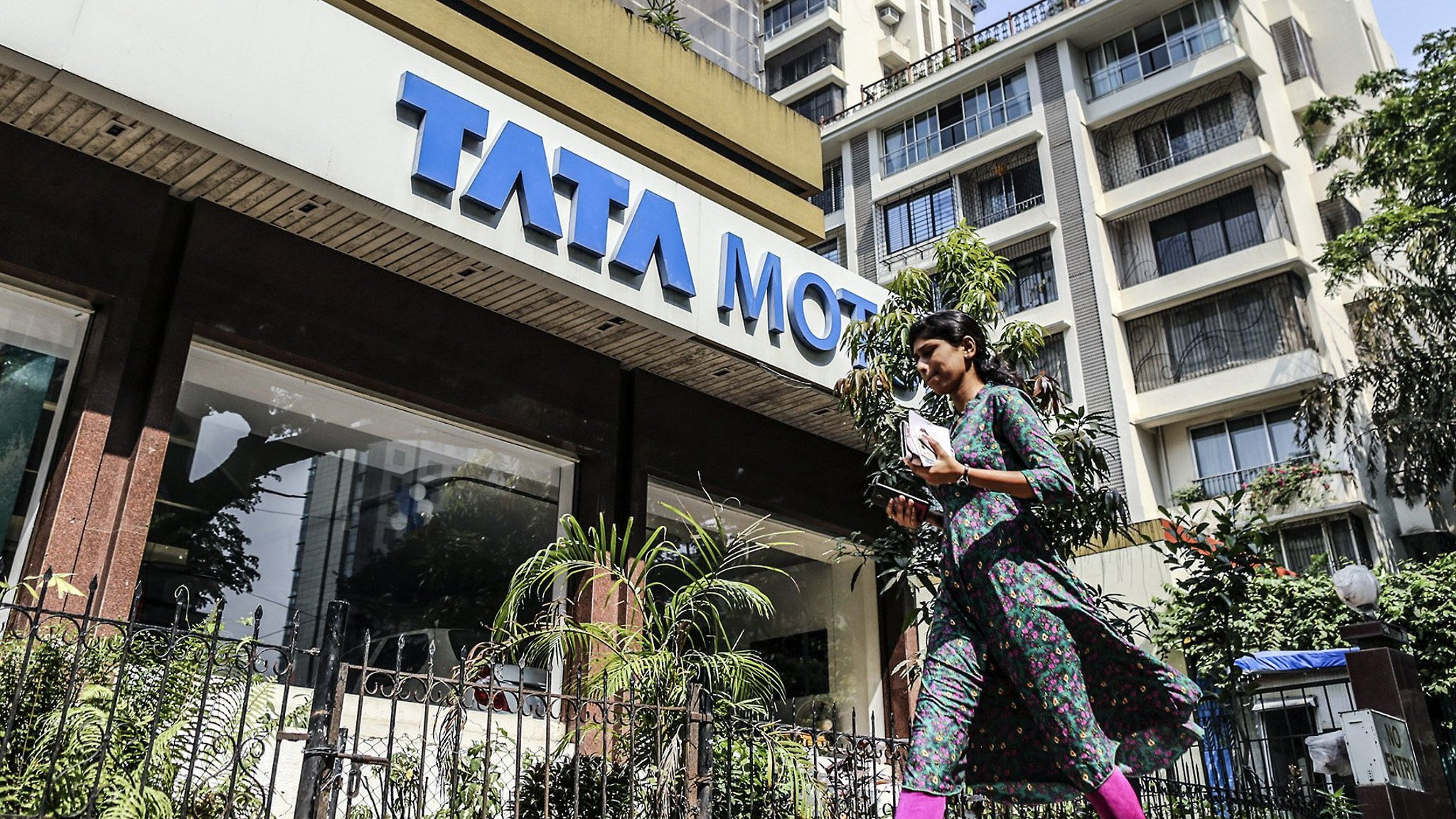 Tata Motors shares fall by most in 26 years after JLR loss