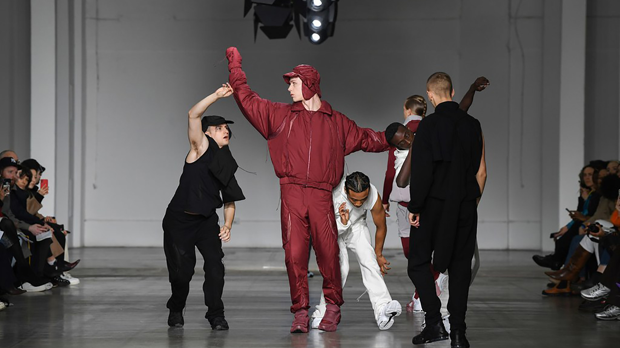 The Bright Young Things At London Fashion Week Financial Times