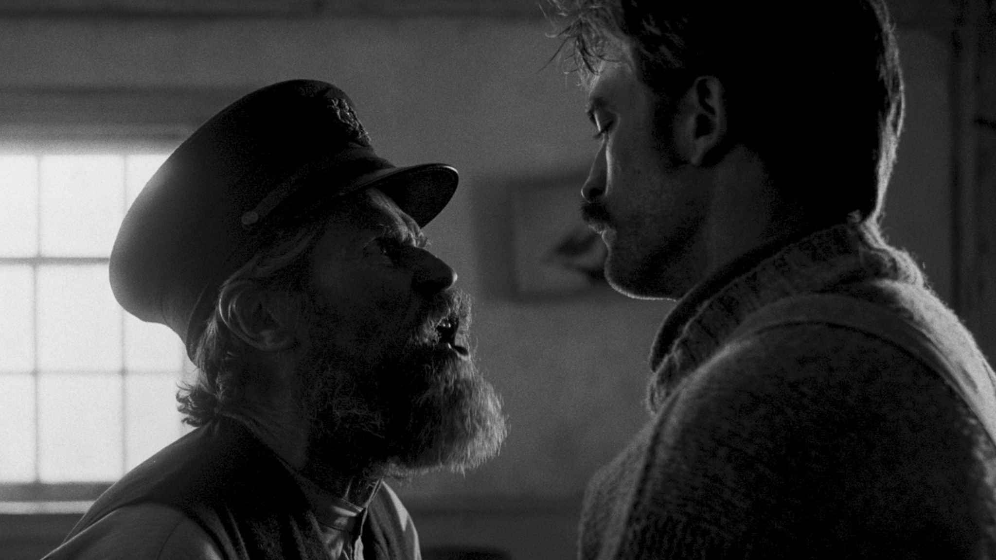 The Lighthouse — Robert Pattinson and Willem Dafoe star in a ridiculously  enjoyable film | Financial Times