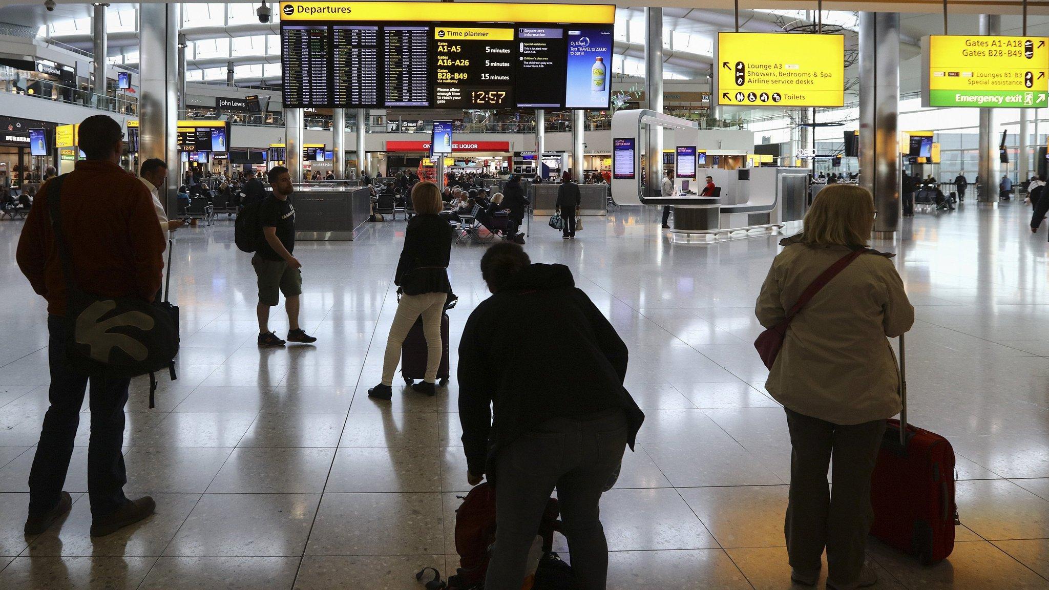 Ferrovial takes €774m writedown on UK unit Amey | Financial