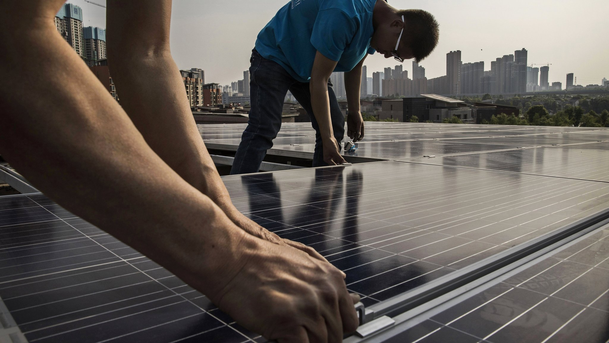 ft.com - Emerging markets poised to lead pack on renewable energy