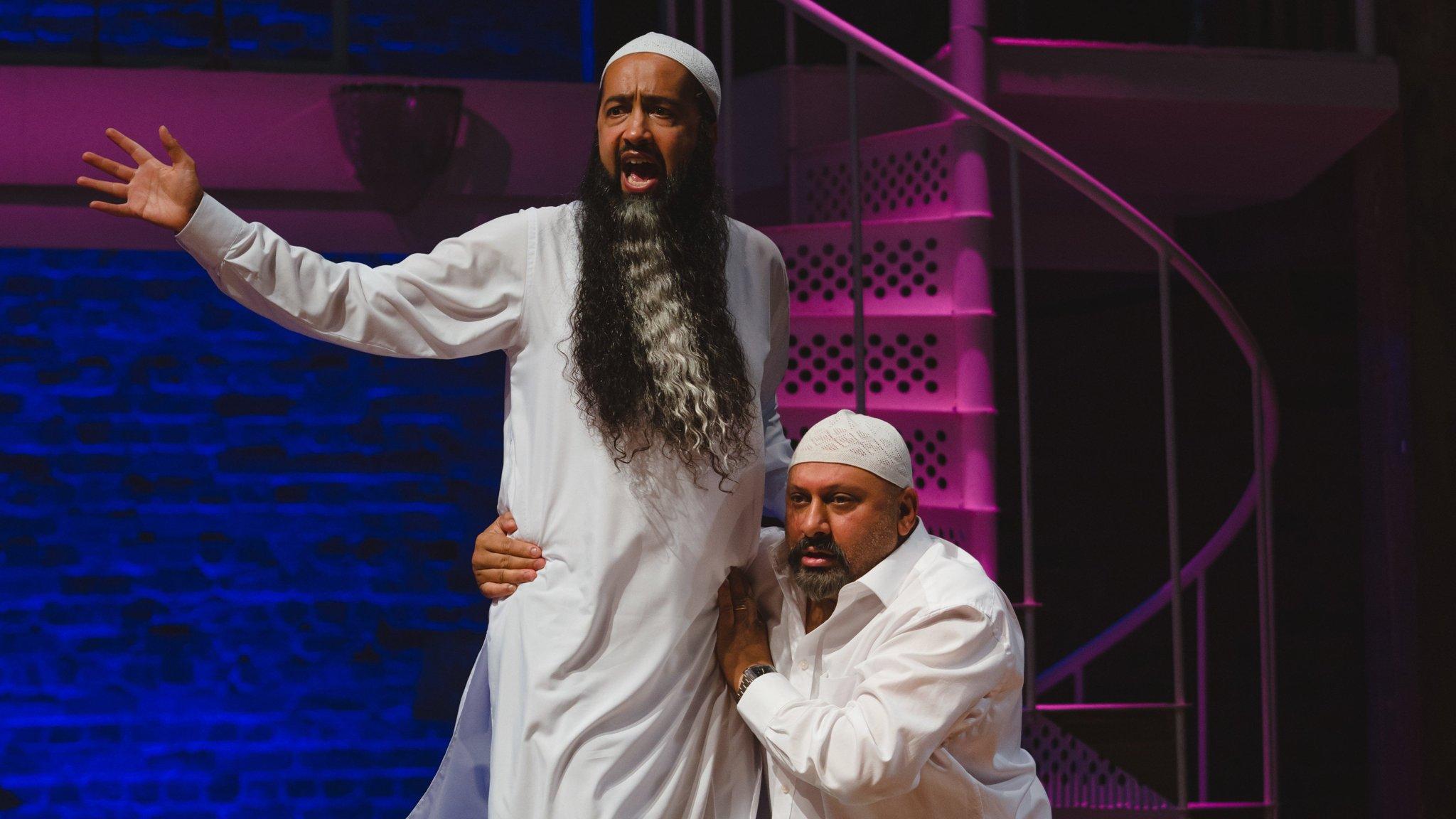 Tartuffe, Swan Theatre, Stratford-upon-Avon — biting satire