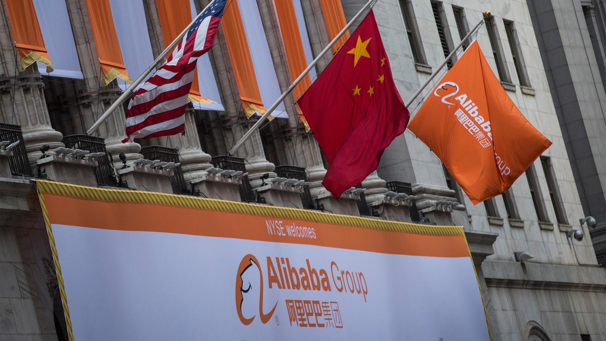 US retailers target Alibaba over sales tax 'loophole