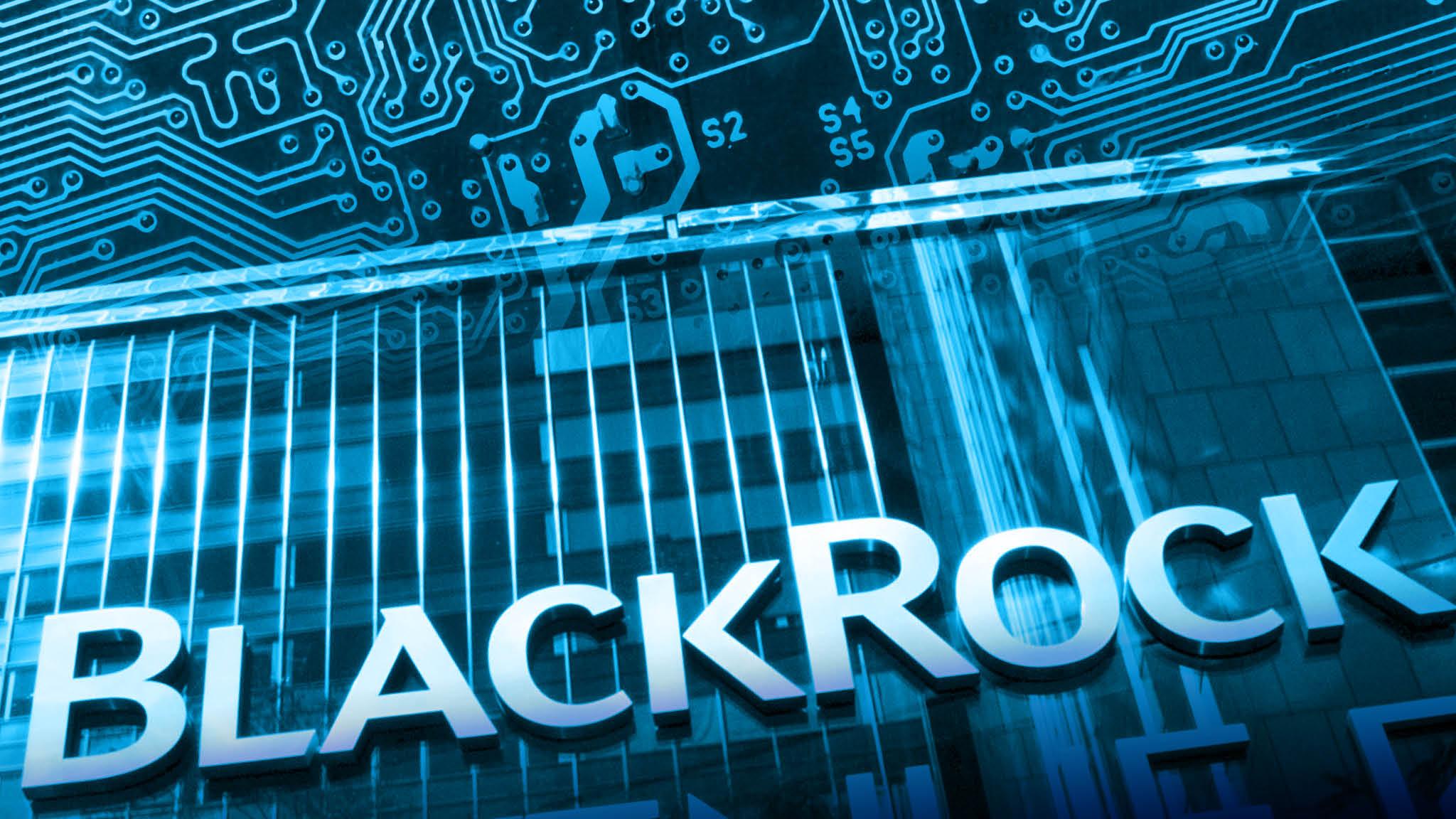 BlackRock earnings fall less than feared as assets near $7tn