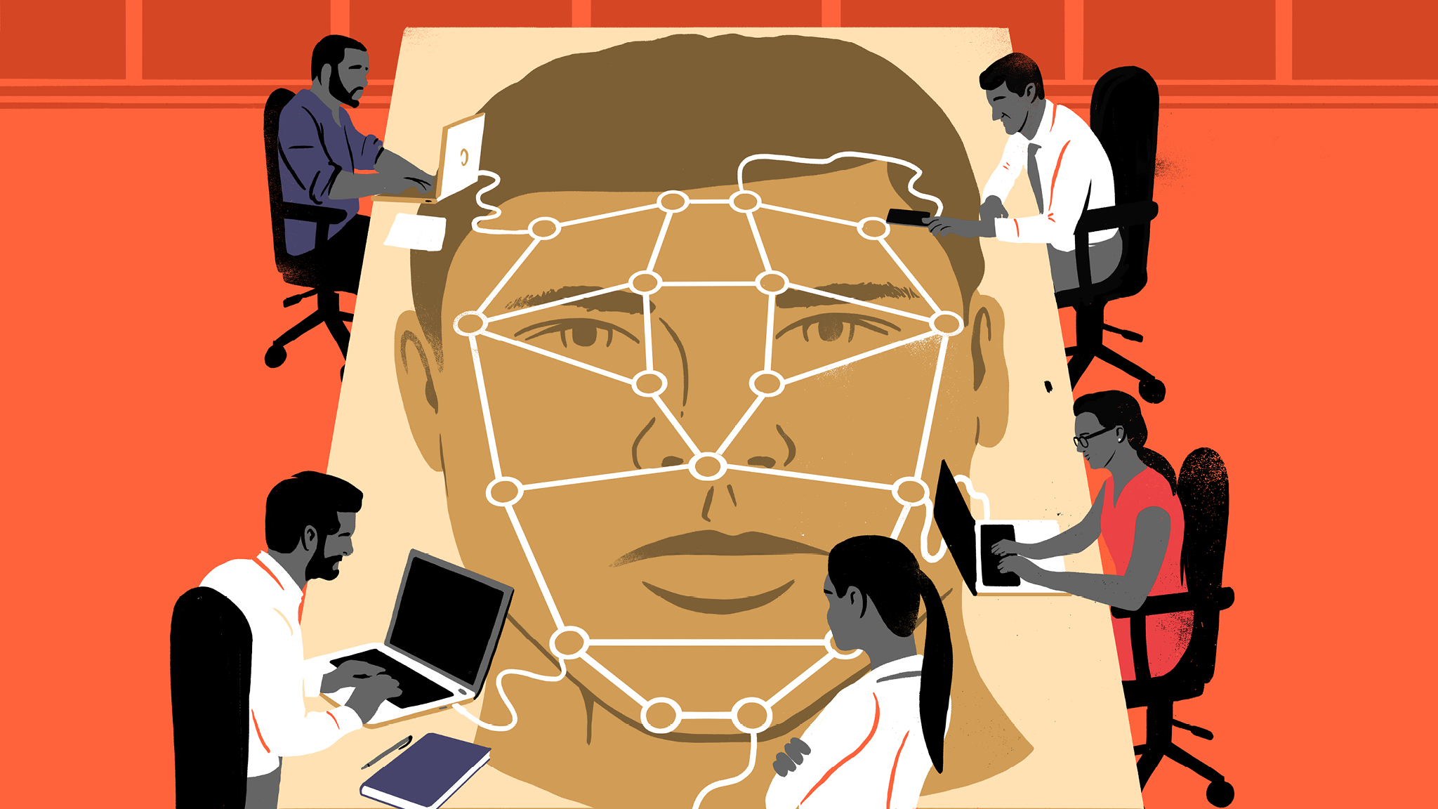 Who's using your face? The ugly truth about facial recognition   Financial Times