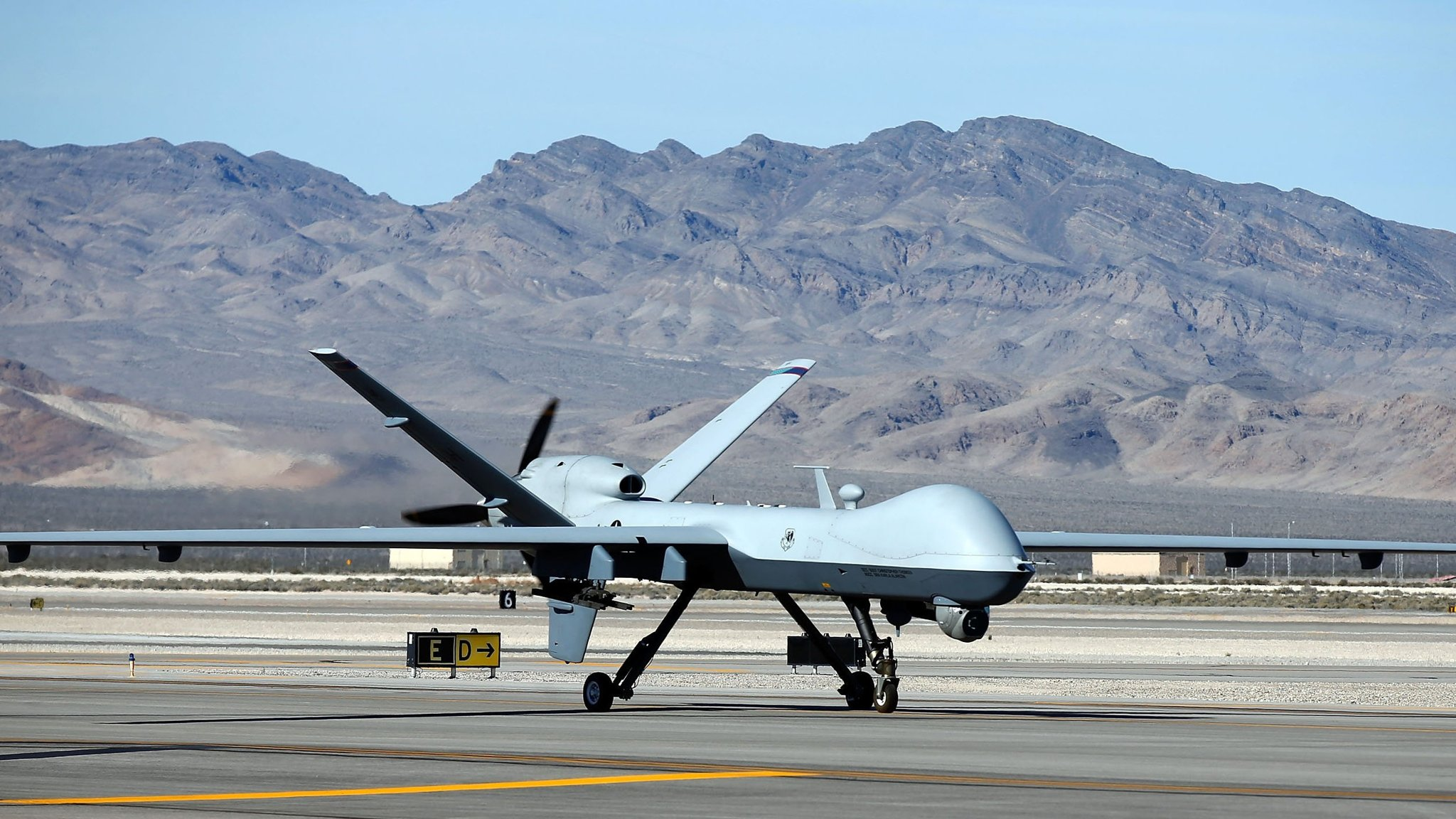 Trump Relaxes Conditions Over Sale Of US Killer Drones