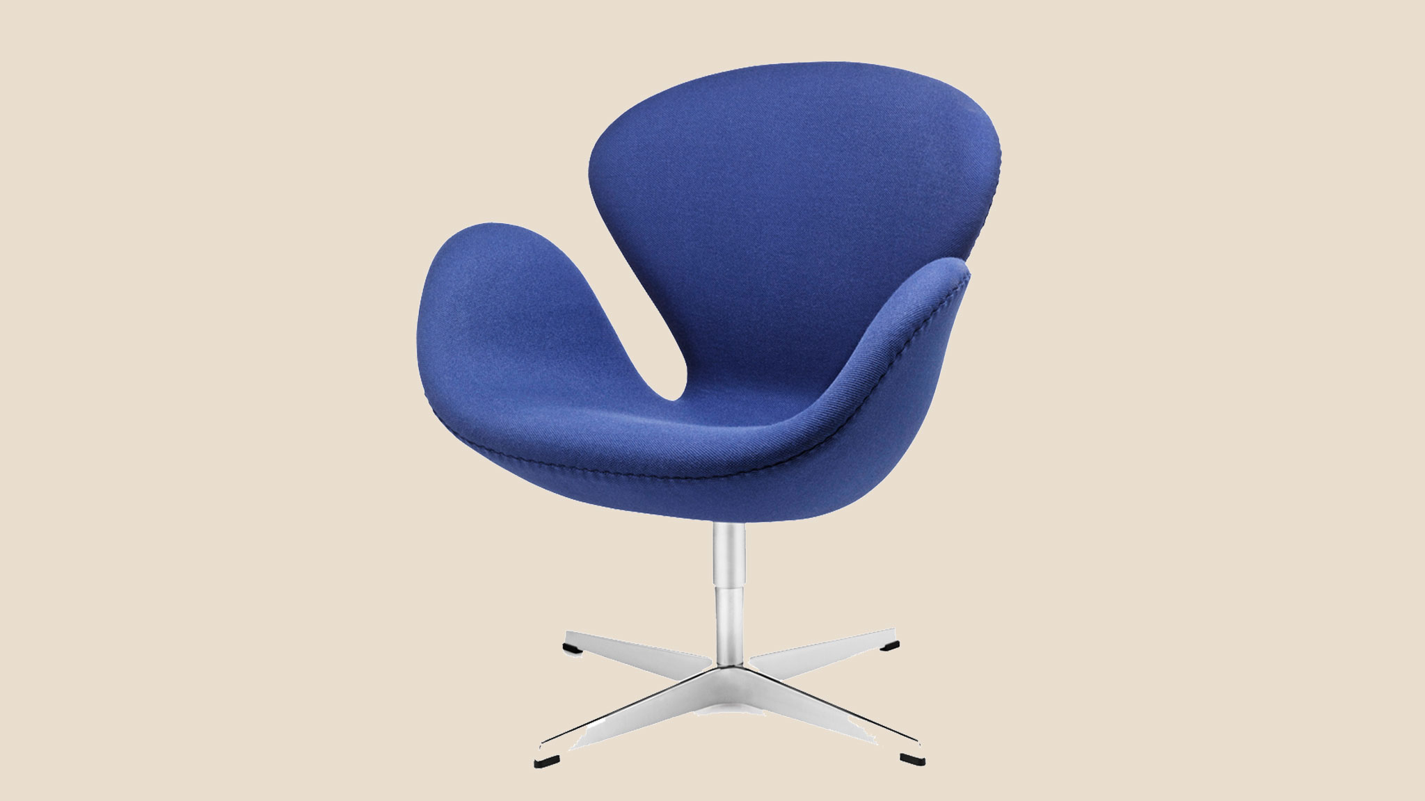 Design classic The Swan chair by Arne Jacobsen