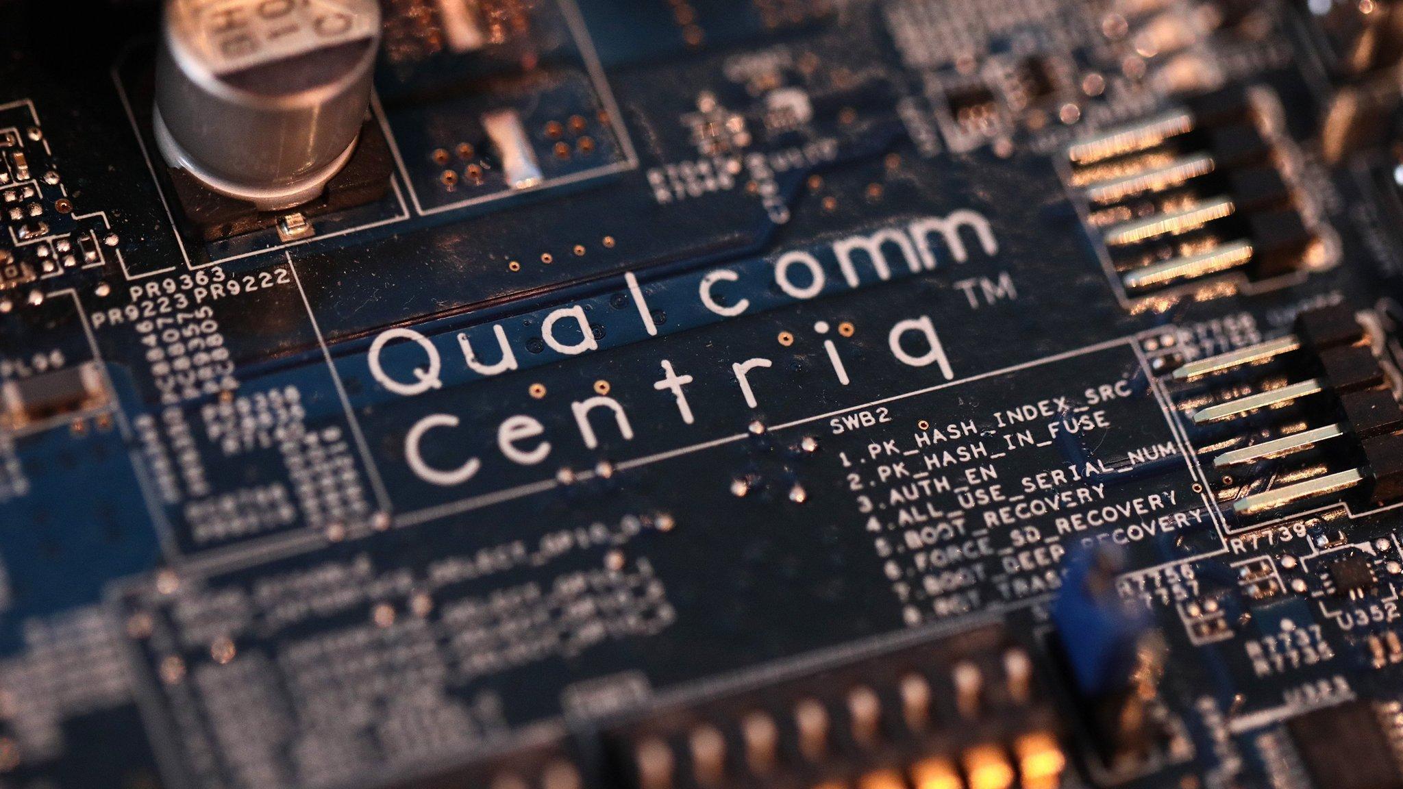 Former Qualcomm Chairman Seeks Funding For Buyout