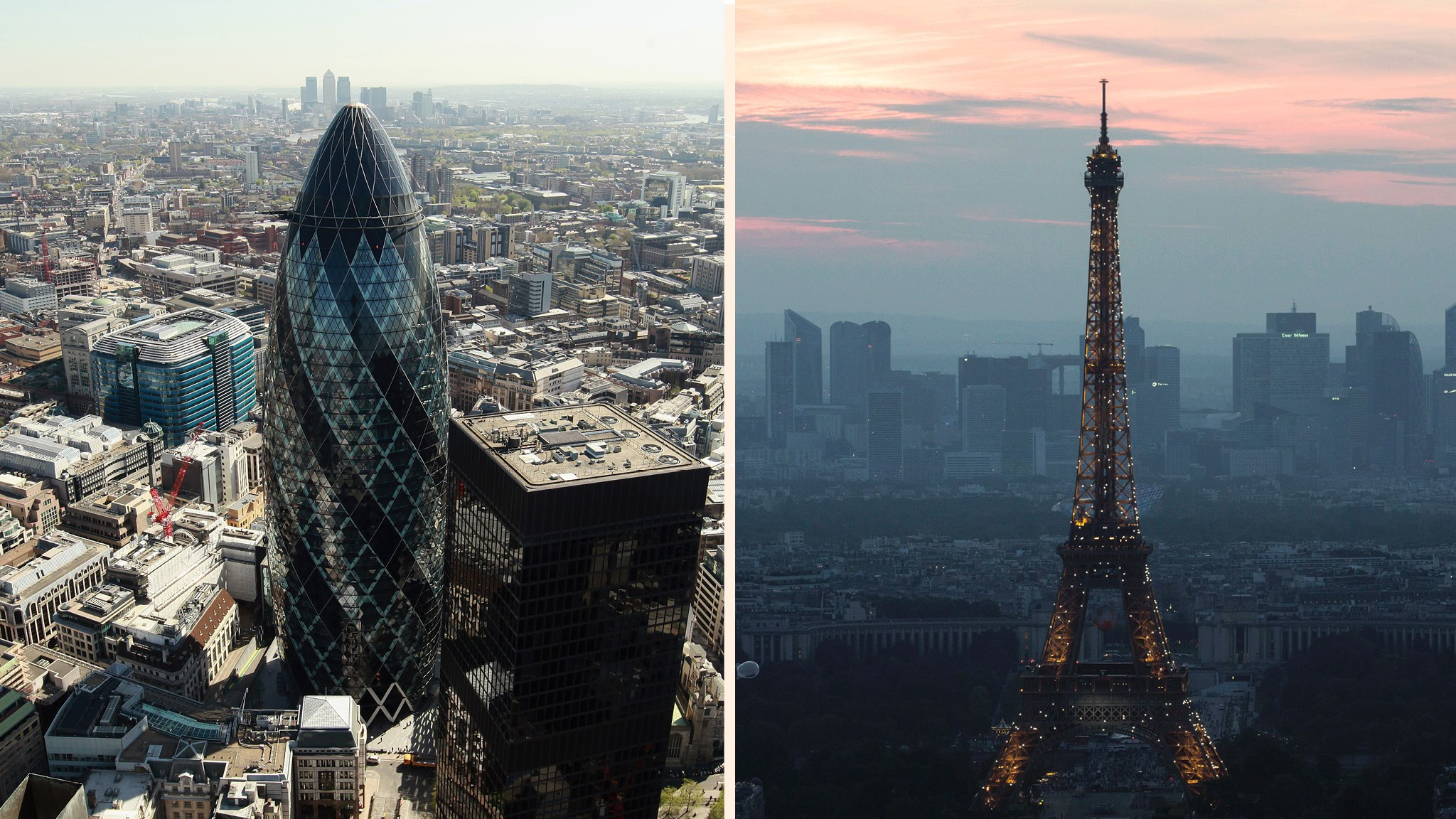 Brexit vote puts brake on flow of French bankers to London