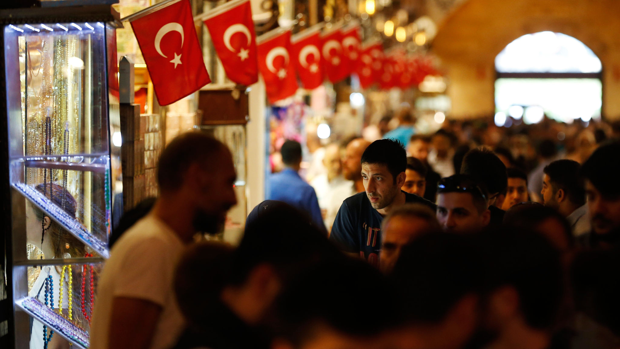 Turkey's 'low' FX reserves leave country vulnerable, Moody's warns