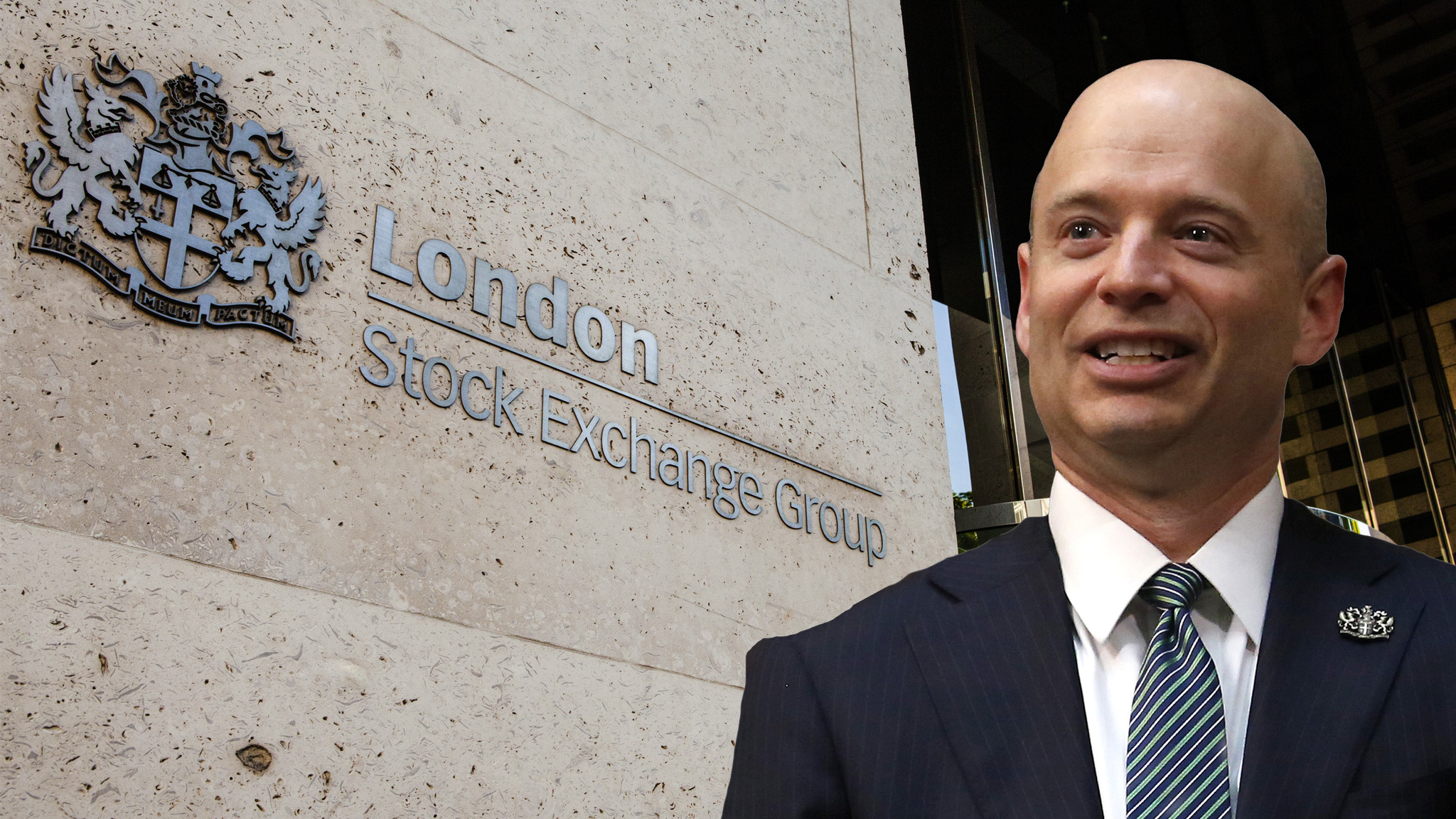 London Stock Exchange chief launches robust defence of Refinitiv deal