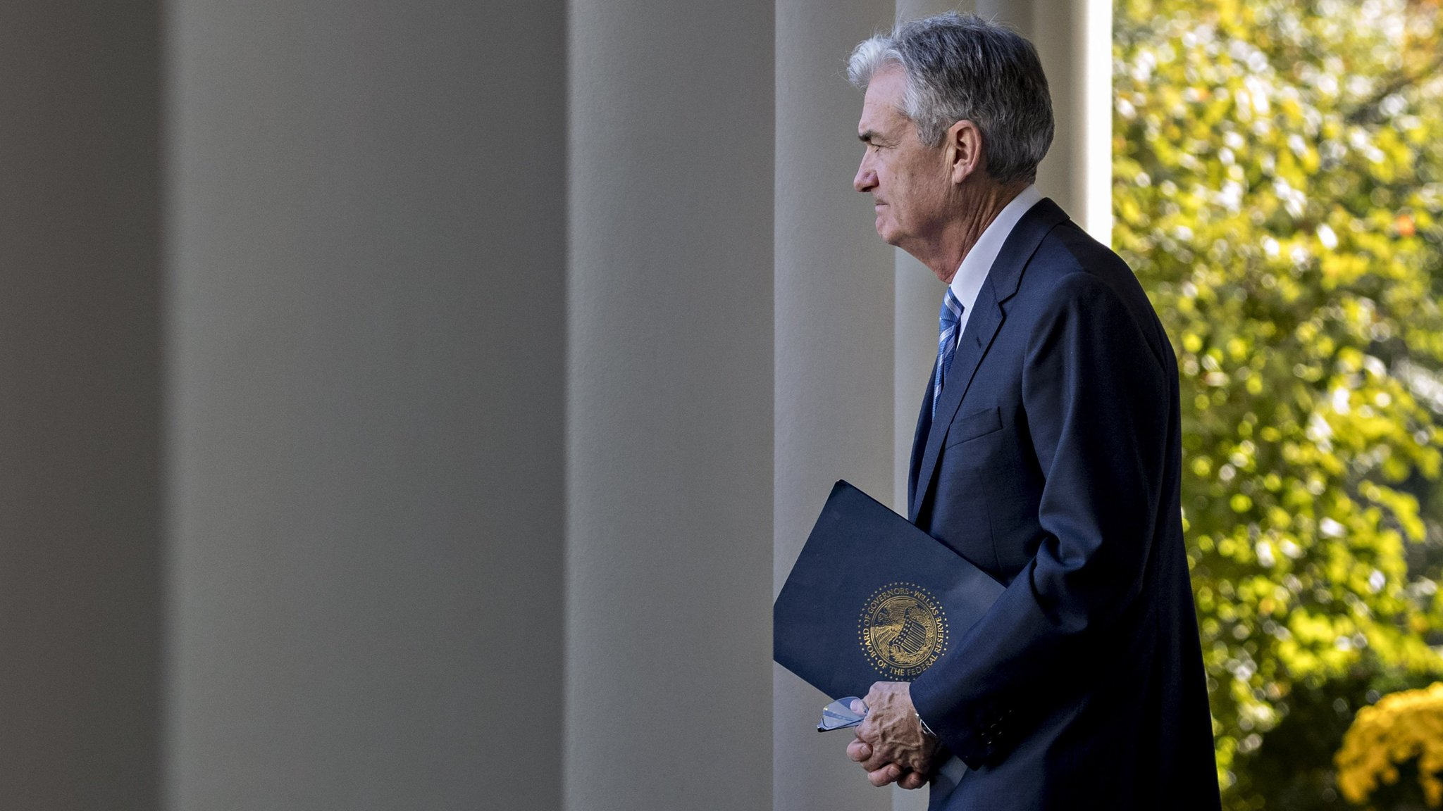 Senate confirms Jay Powell as Federal Reserve chair