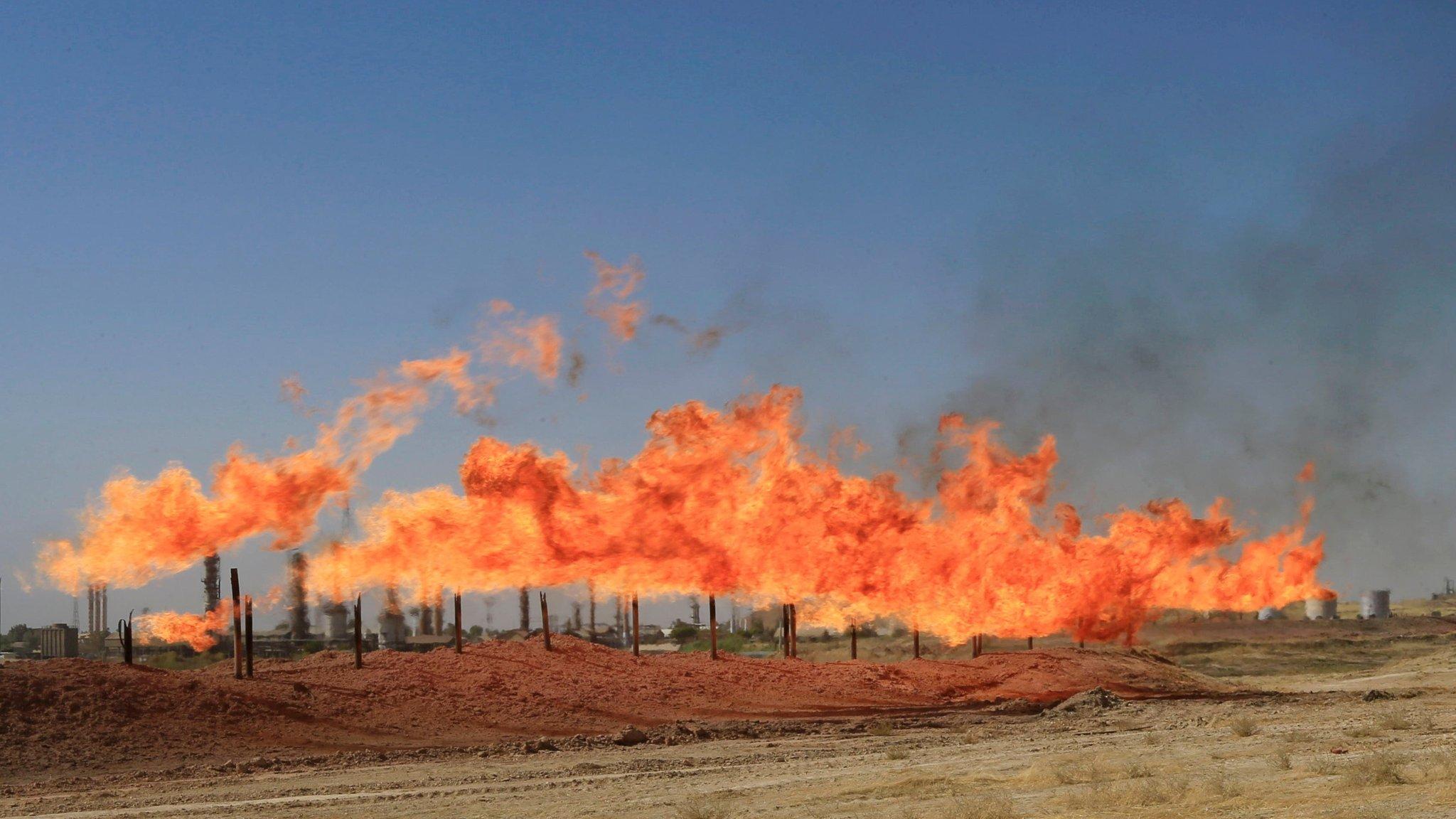 Oil flows again from Iraq's Kirkuk thanks to US intervention Cdd49e64-e7ba-11e8-8827-ff56e7163c11