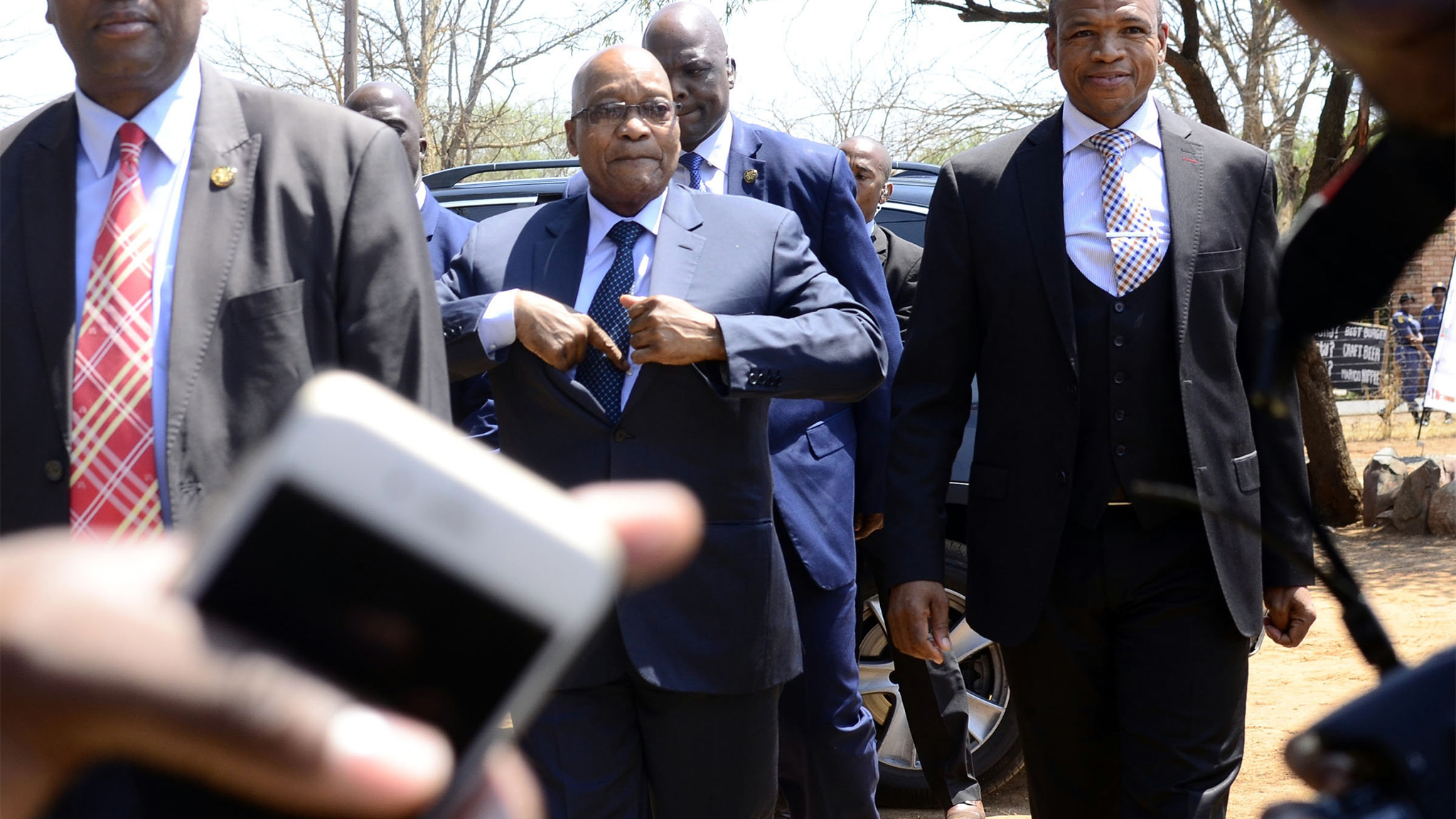 The Zuma files: how cronyism captured South Africa