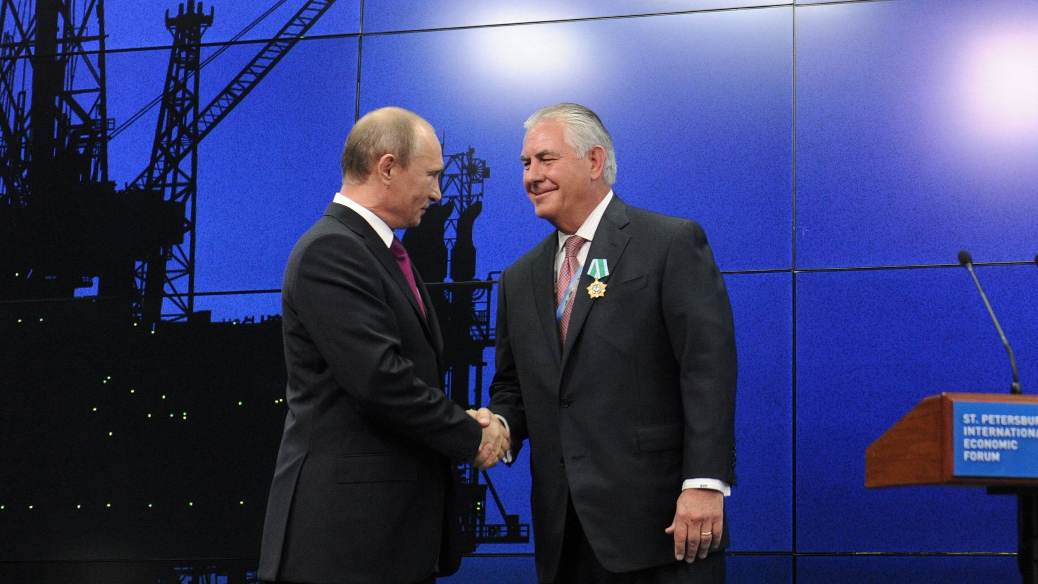Vladimir Putin The Autocrat S Man Of The Year Financial Times