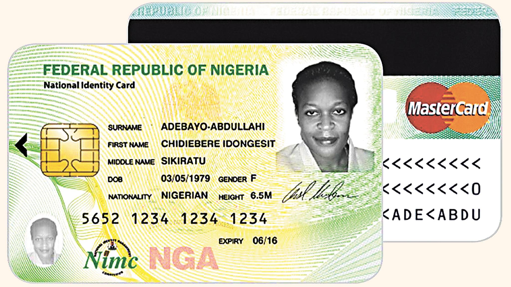 nigeria signs up mastercard to make dual