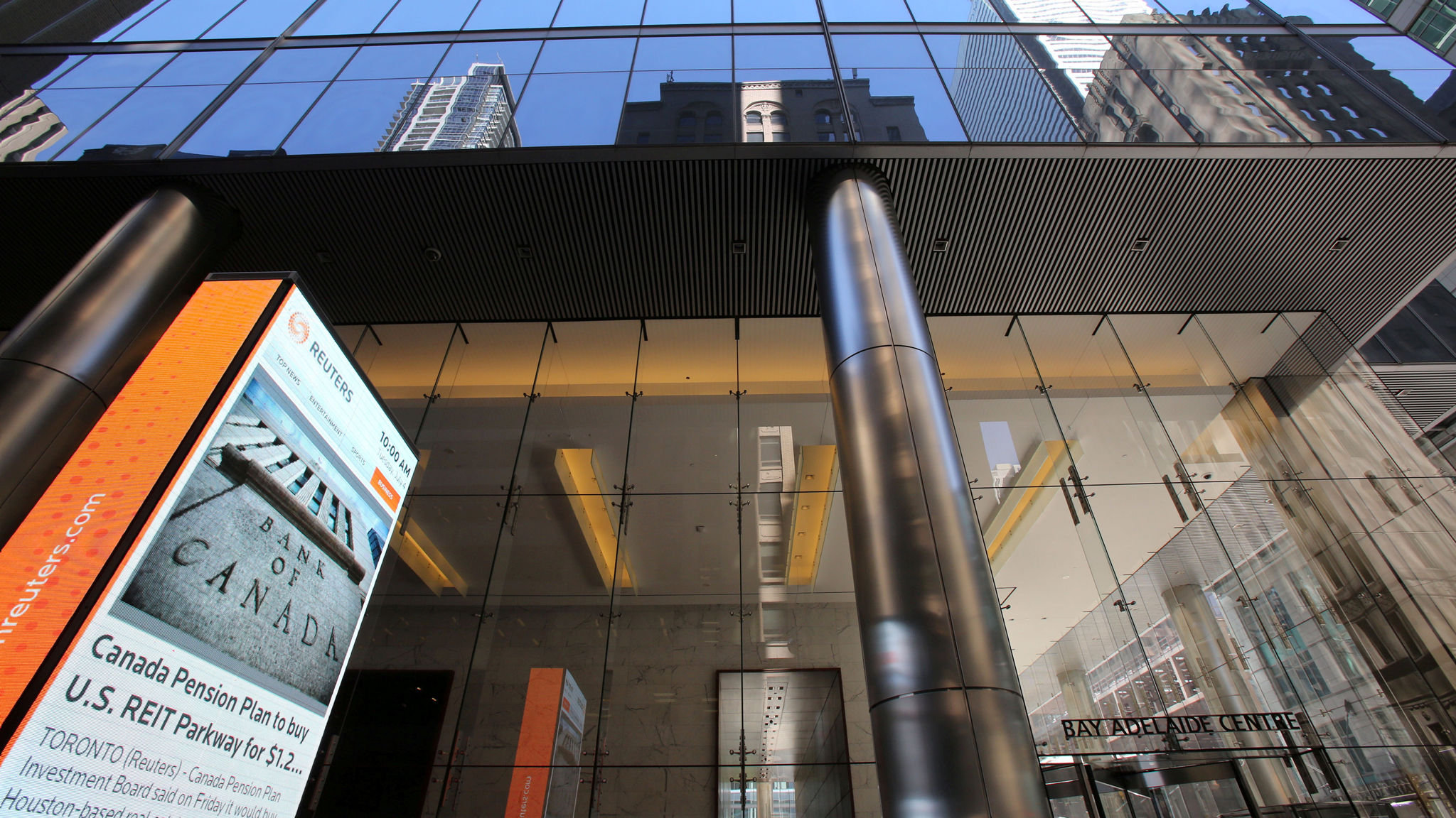 Thomson Reuters to axe 12% of workforce | Financial Times