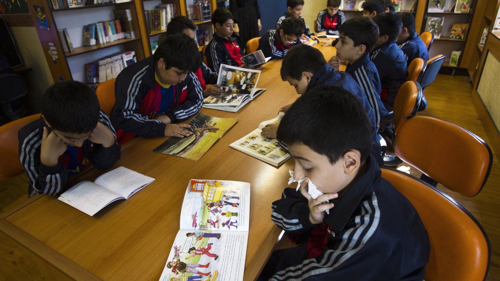 Iran to ban teaching of English in primary schools