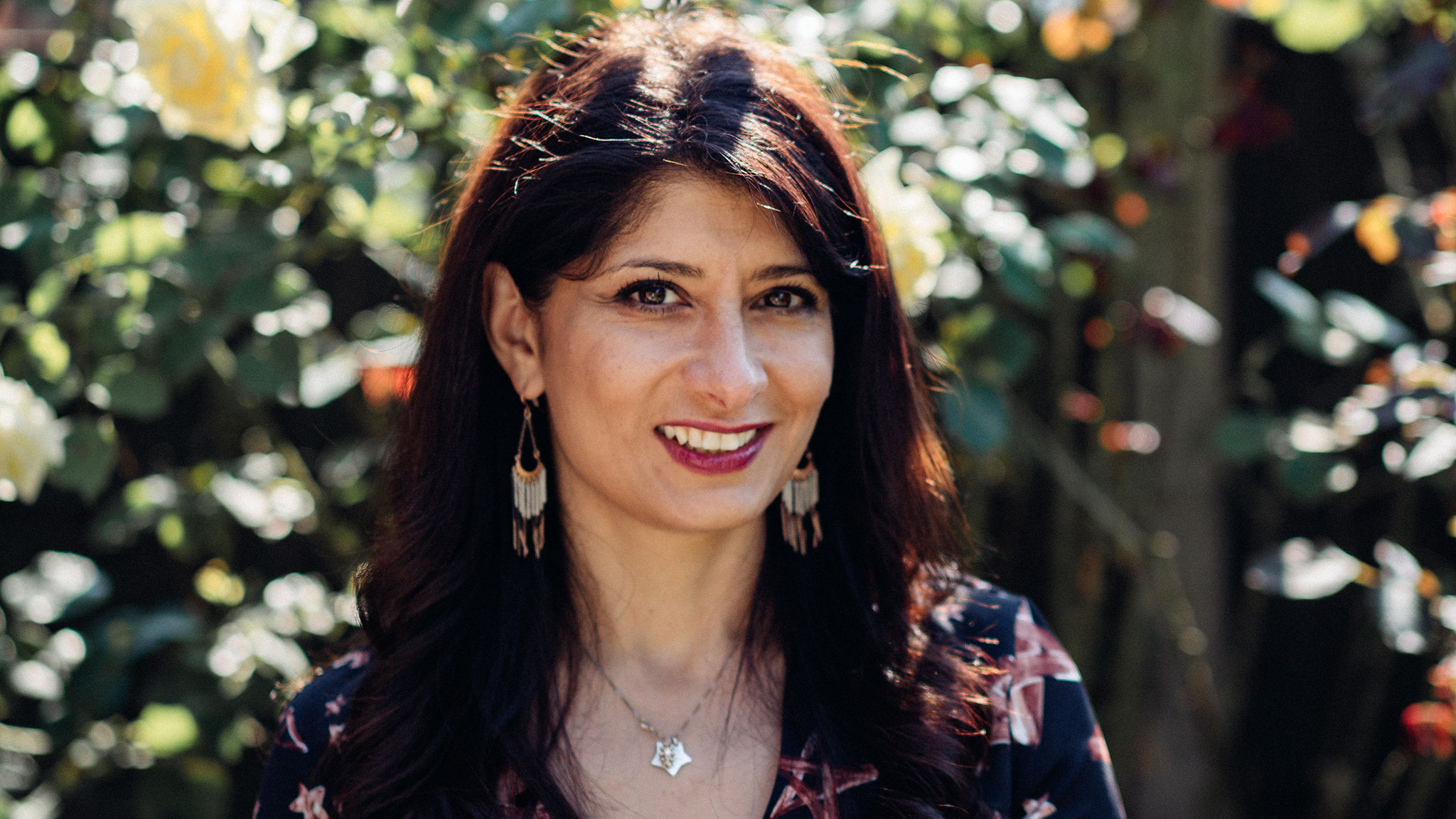 Shappi khorsandi dating after divorce