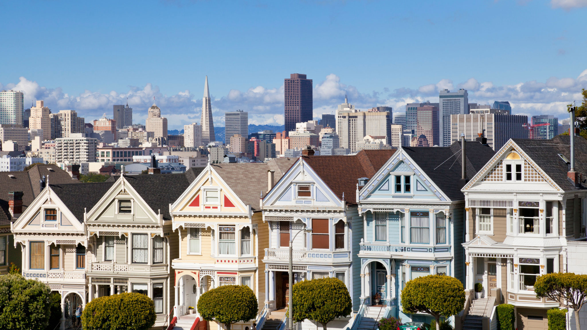 Painted Ladies San Francisco For Sale