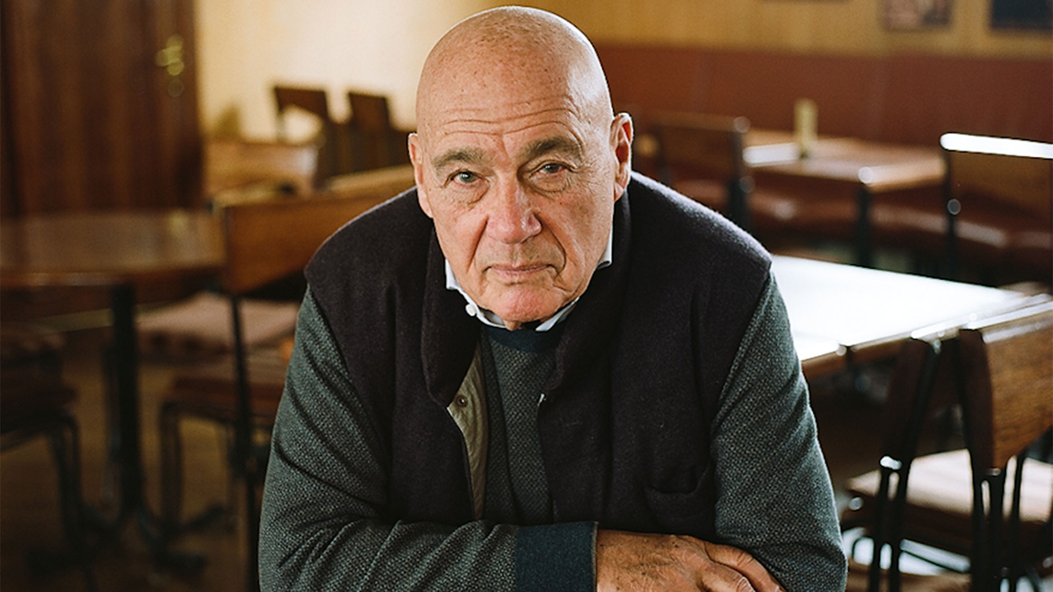Vladimir Pozner: the 'face' of Russia | Financial Times