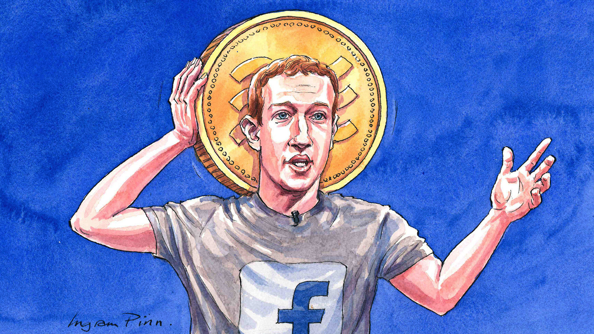 Bitcoin's boost from 'Facebank' plans