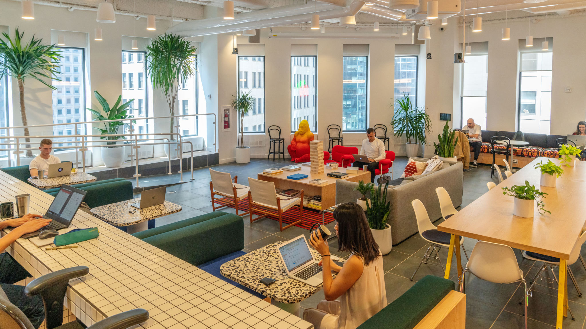 The WeWork surge: how multibillion-dollar investors are propelling private valuations