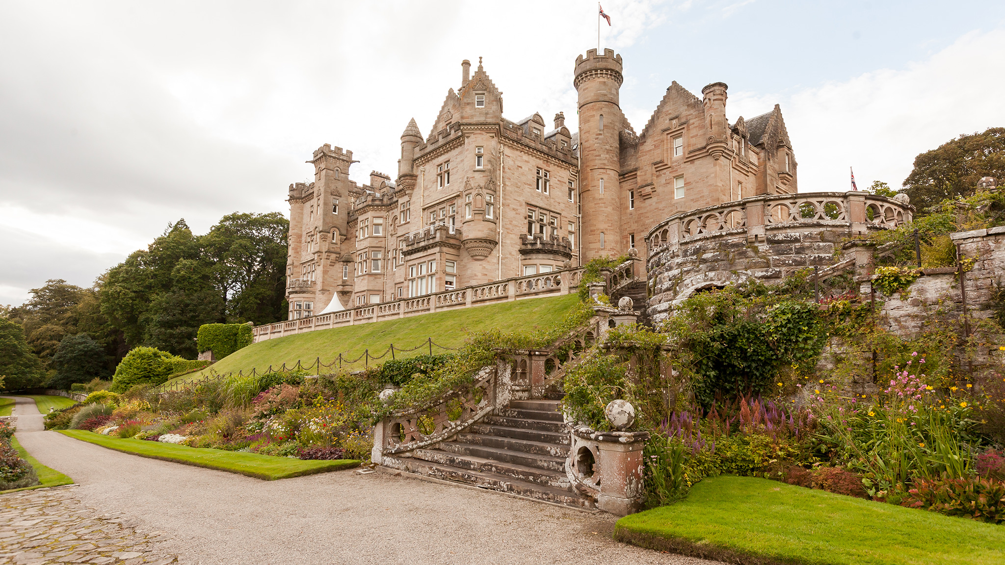 The story of Skibo, Andrew Carnegie's Scottish estate | Financial Times