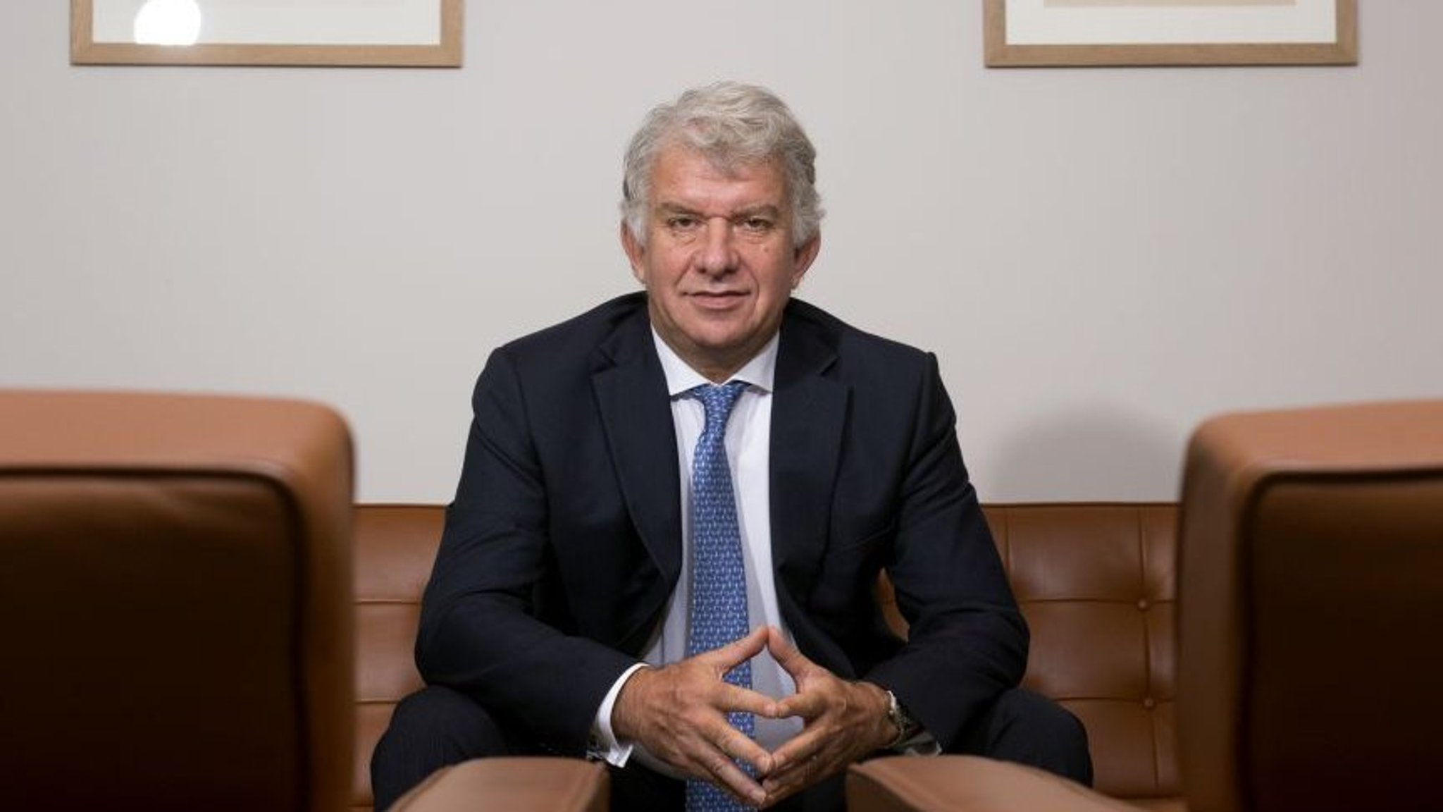 Amundi Chief Yves Perrier Keen To Create Global Asset Management