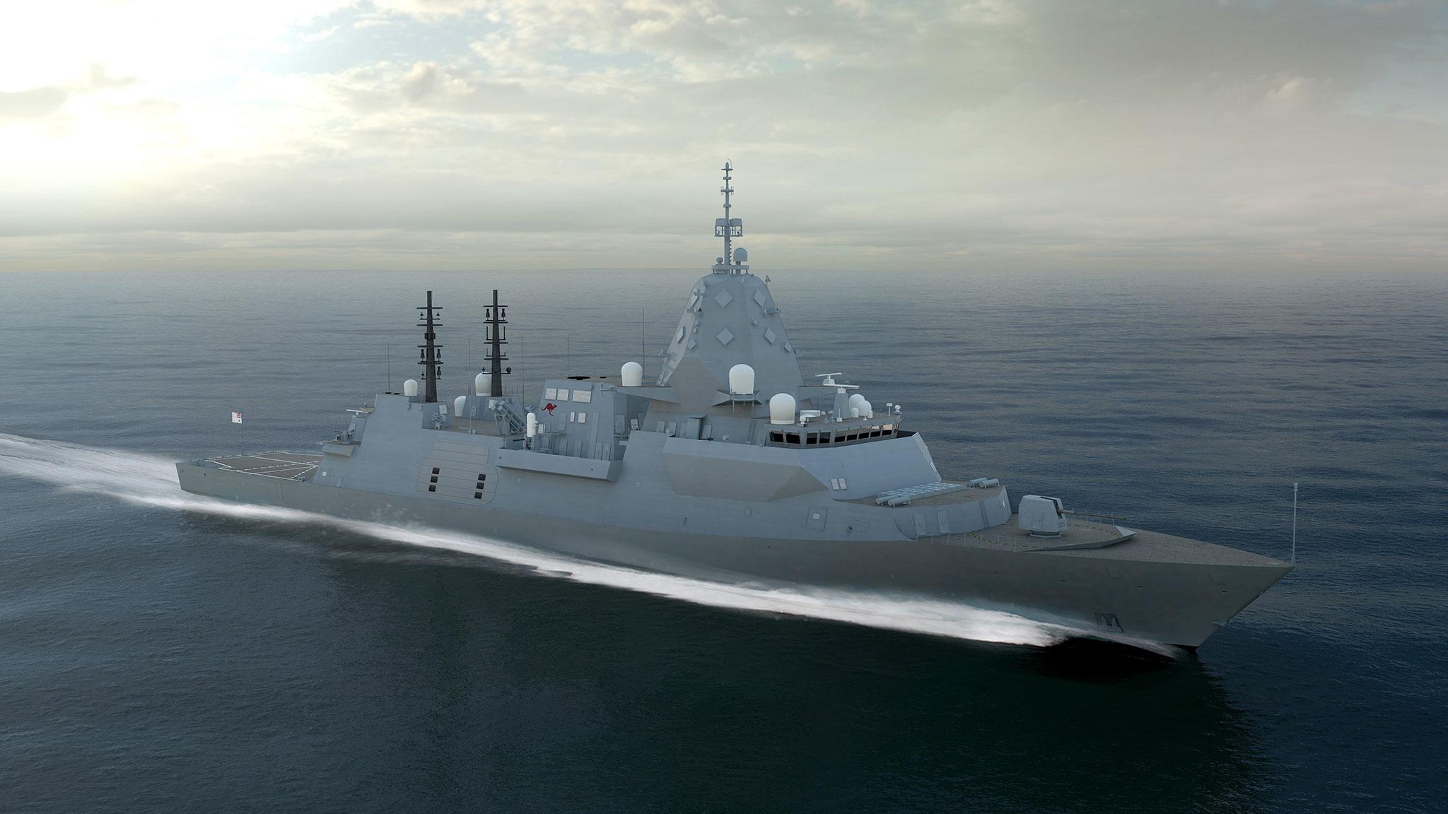 Type 26 Frigate >> Australia targets arms exports amid defence splurge