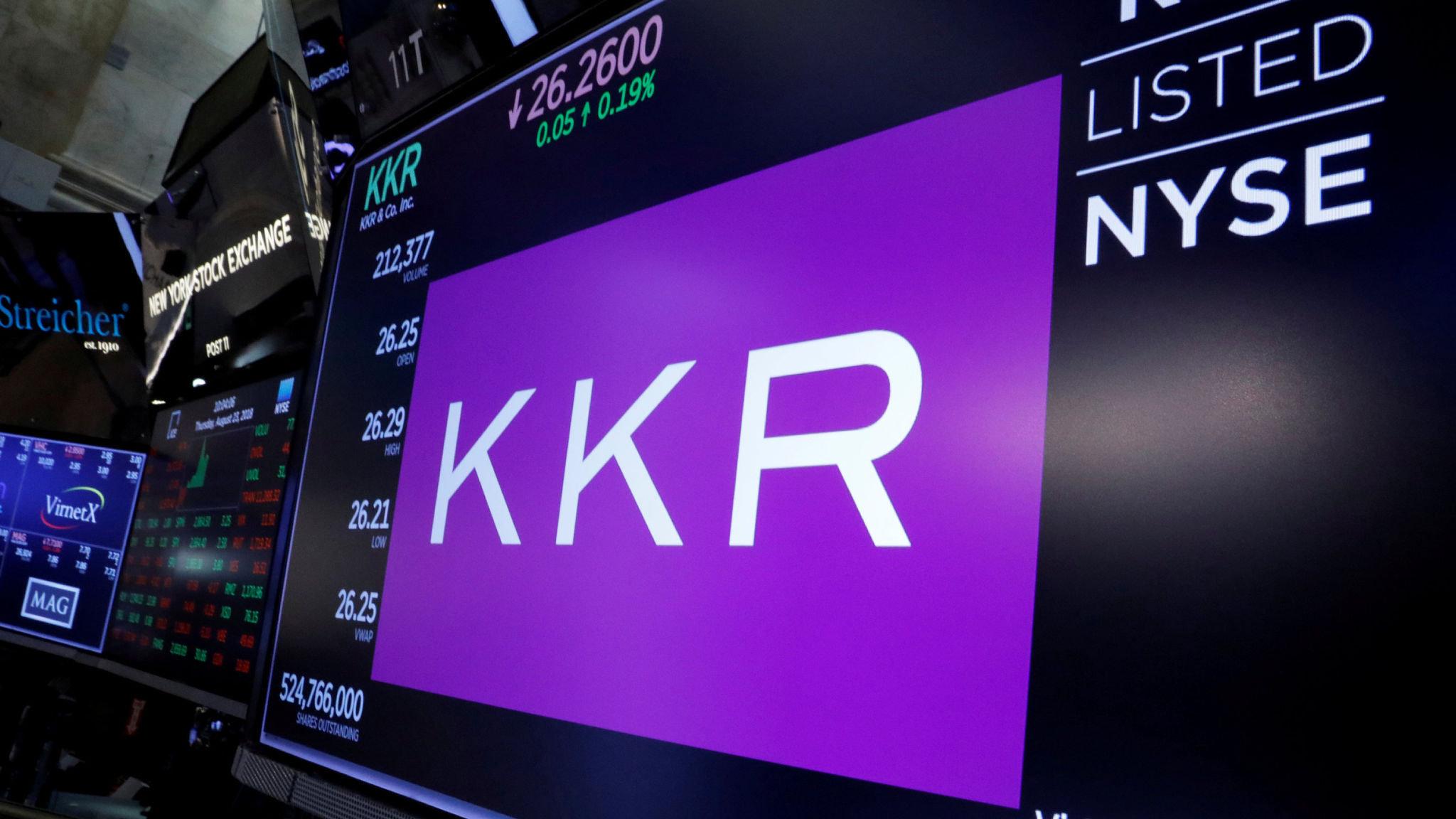 KKR warns investors on giant corporate debt loads