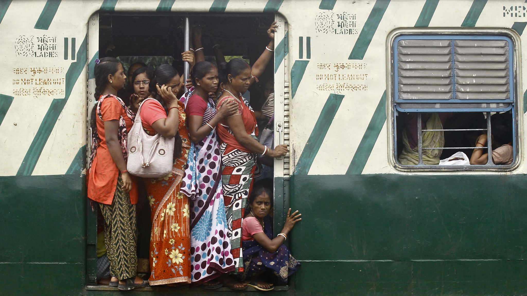 Train Sexually Harassed In India