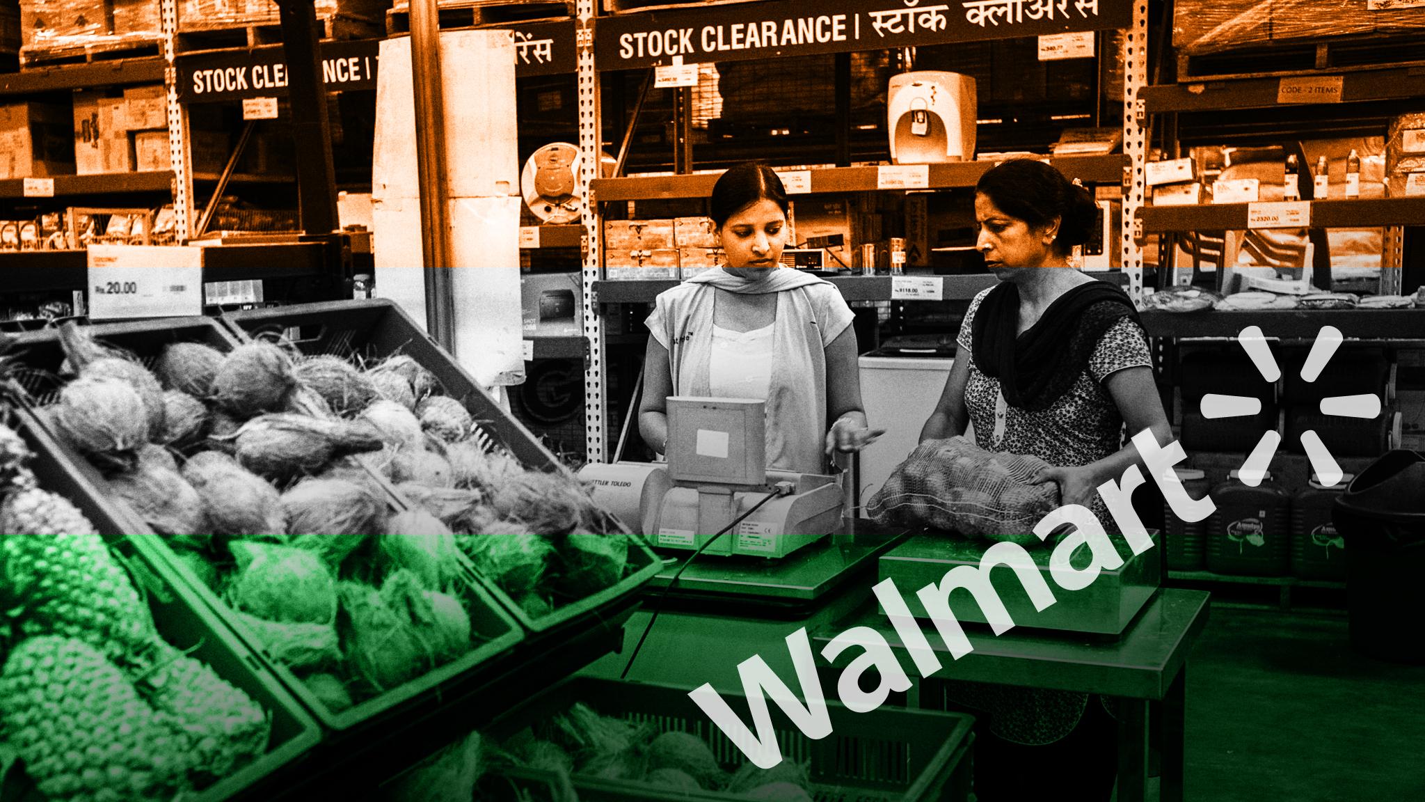Walmart shifts global strategy to battle Amazon | Financial