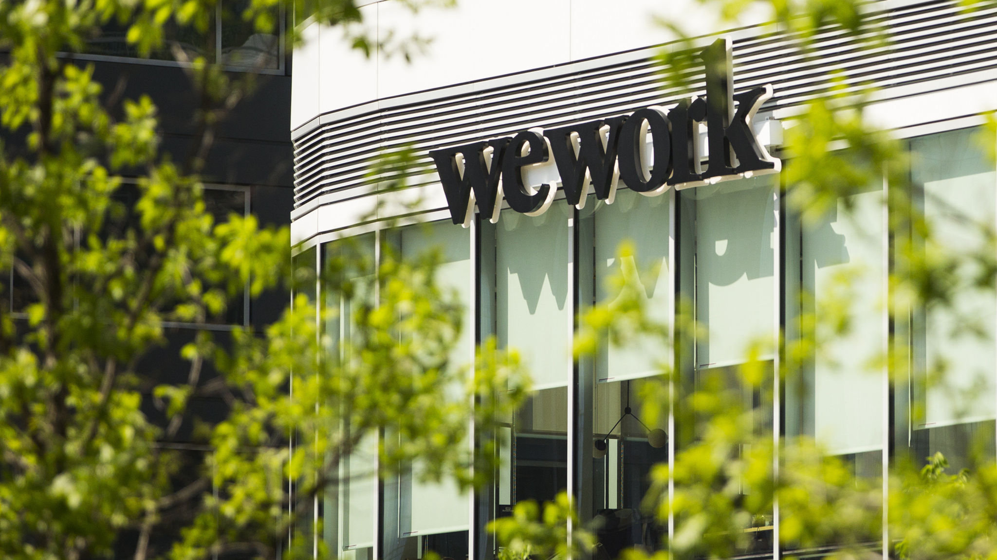 HSBC becomes one of WeWork's biggest tenants | Financial Times