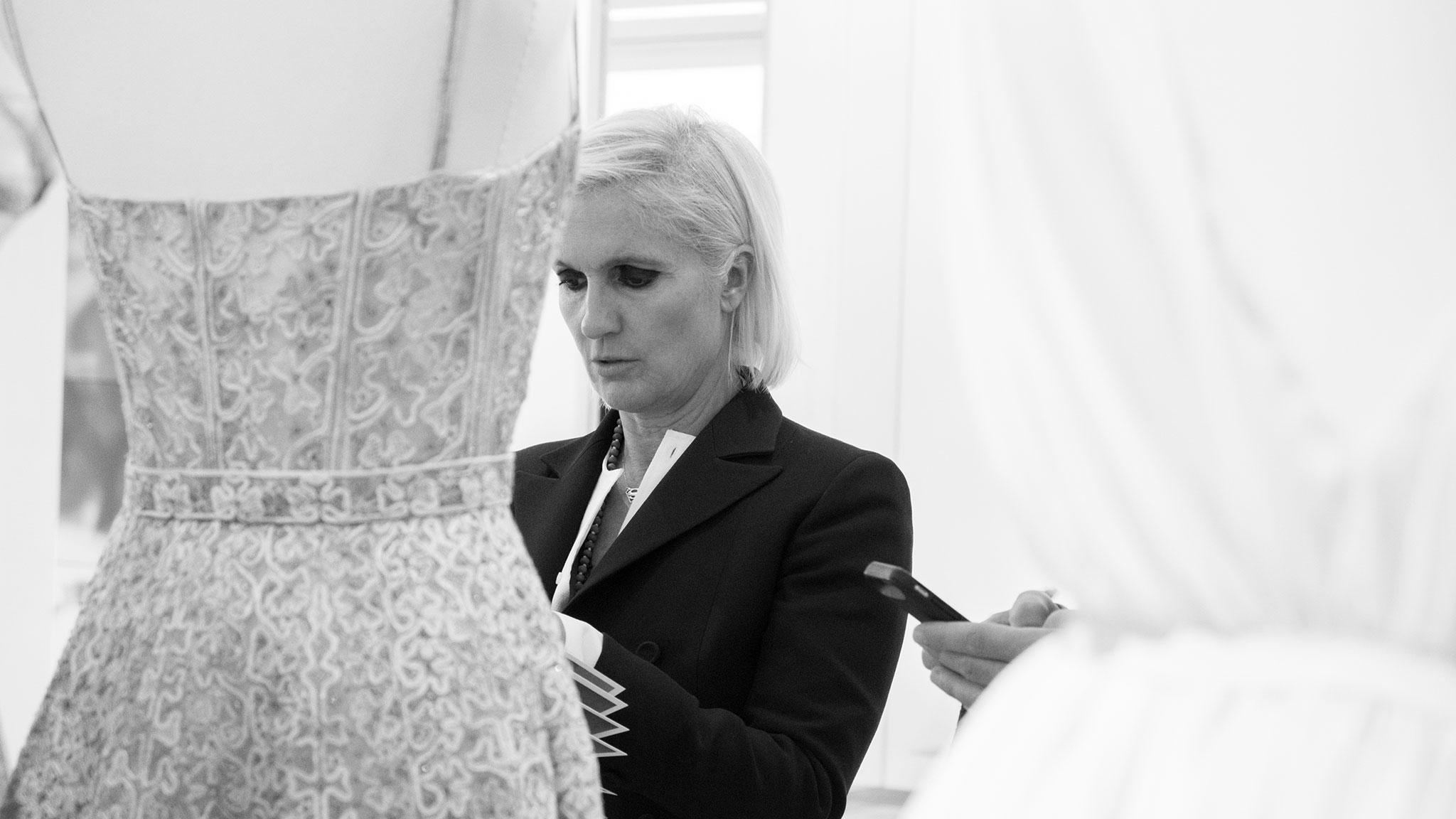 91a99ece8b4 Maria Grazia Chiuri on becoming the first female head of Dior ...