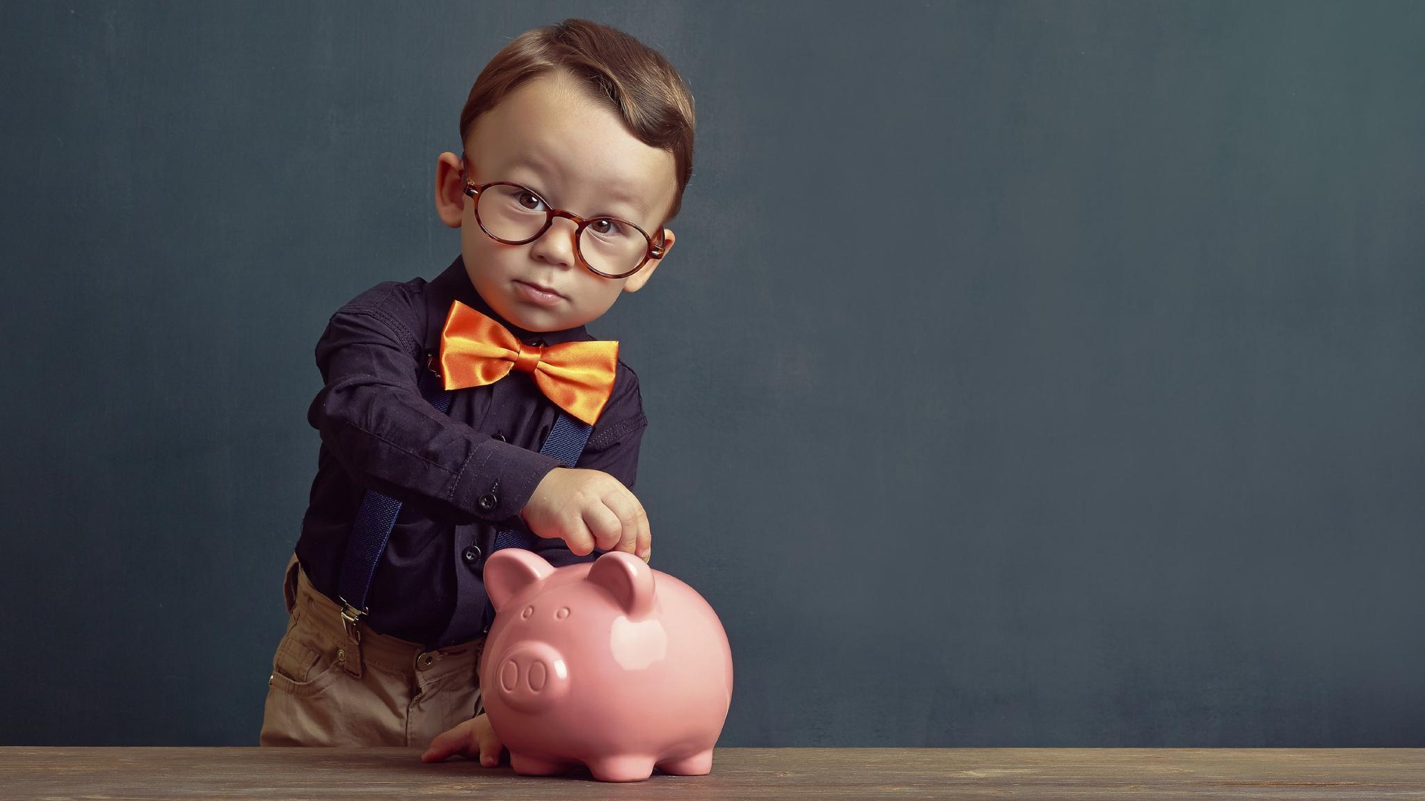 Raising Financially Savvy Children