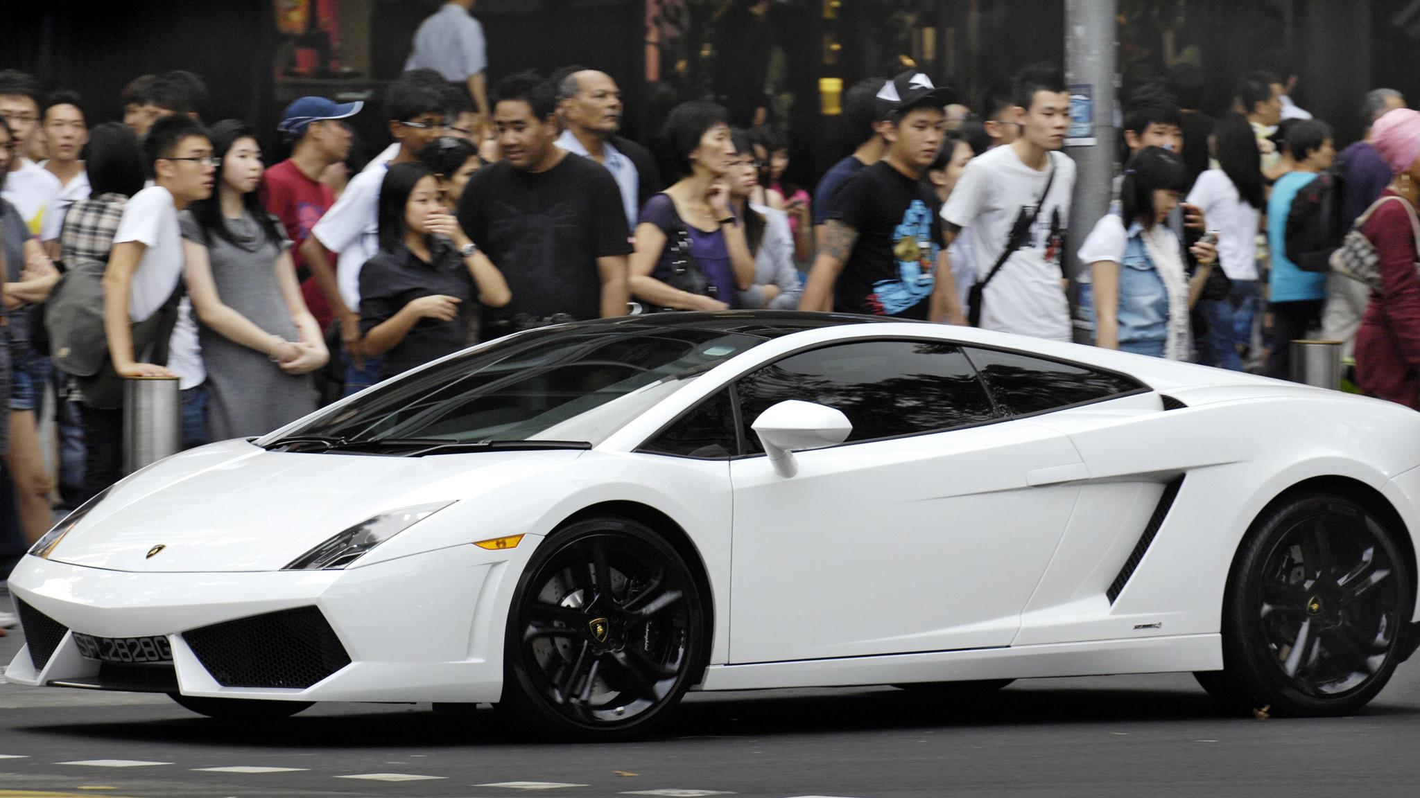 Singapore tax measures put brakes on supercar sales