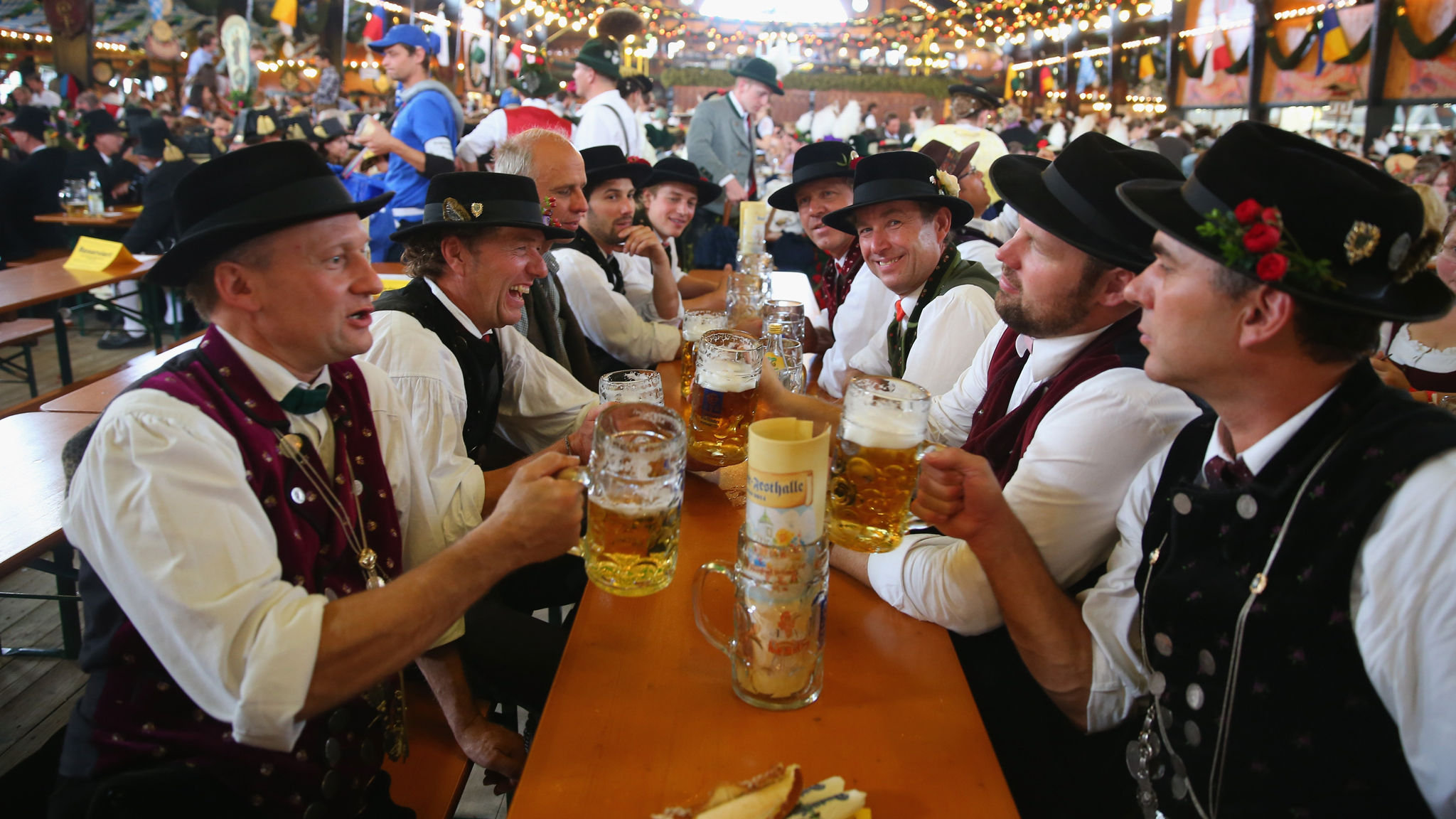 Cancelled Oktoberfest removes Bavaria's froth | Financial Times