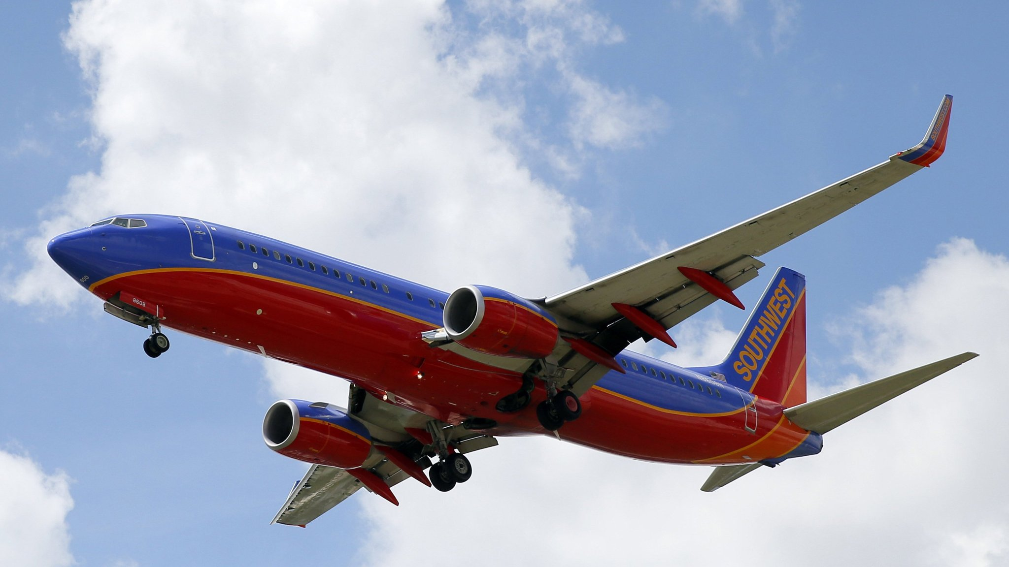Southwest boss tells US airline sector bears to calm down