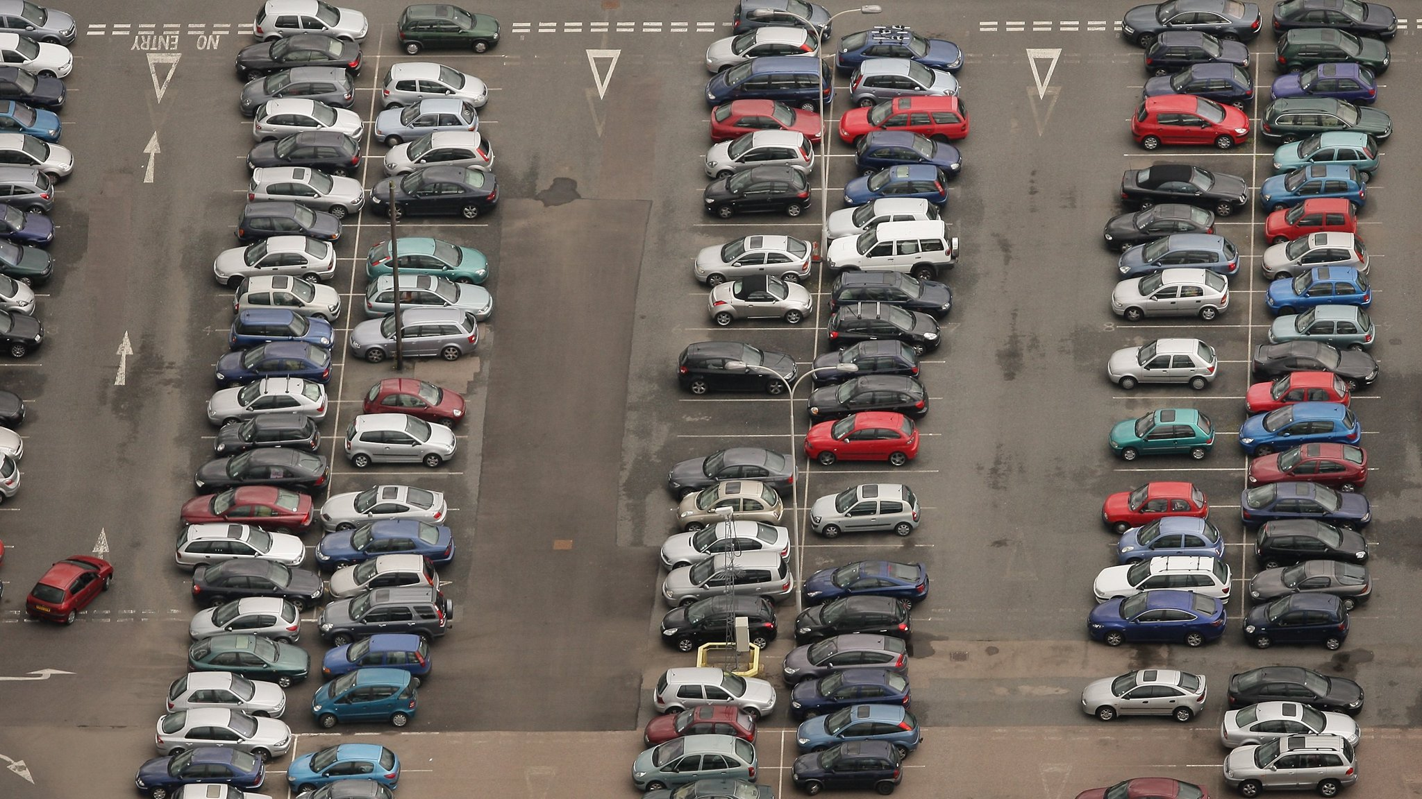 Car Parks Take Urban Culture To New Stage Financial Times