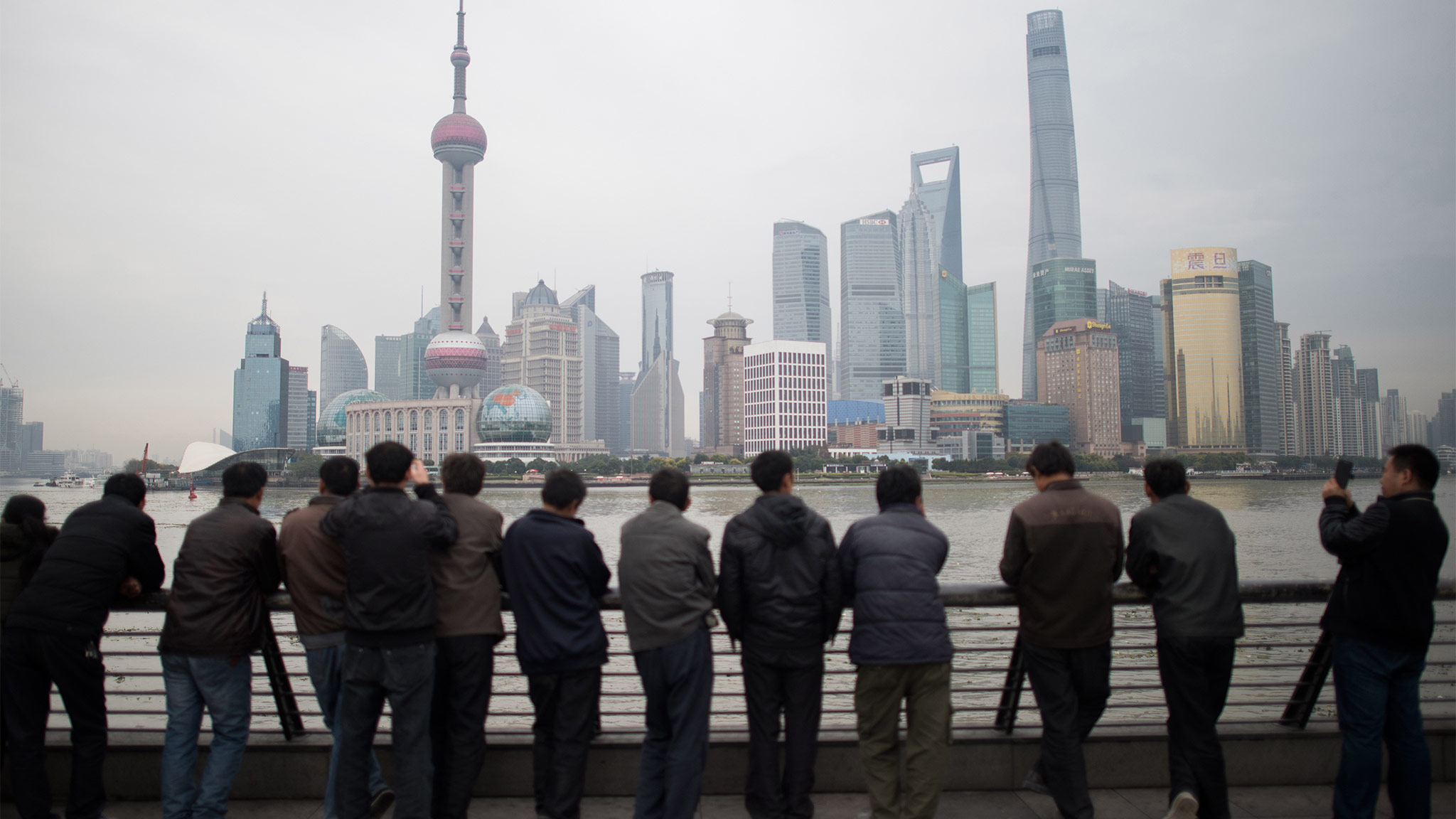China Data Revision Lifts GDP By 308bn