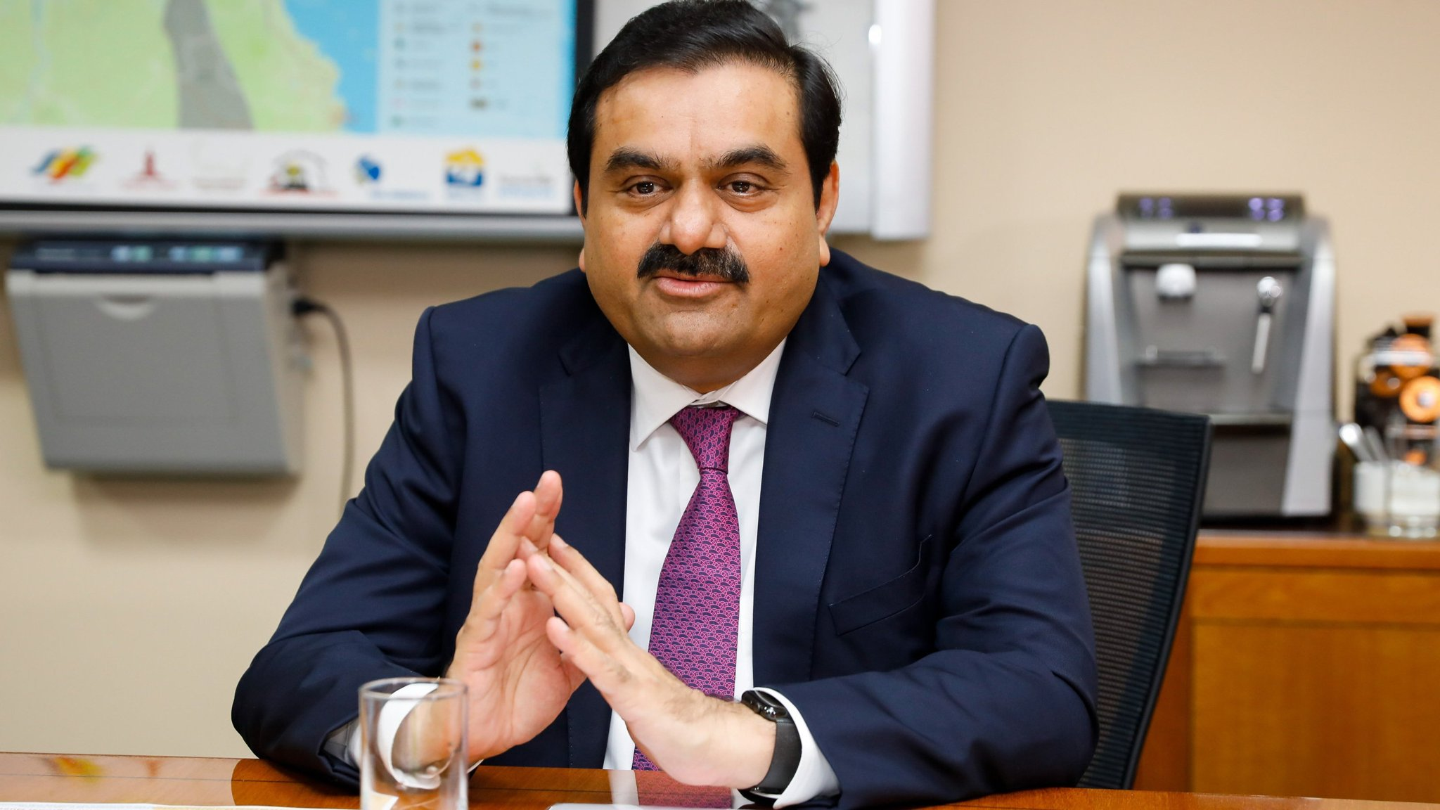 Adani cancels A$2bn Australia coal mine contract amid cash crunch